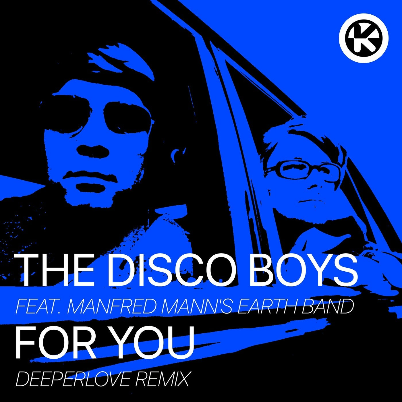 For You feat. Manfred Mann's Earth Band (Deeperlove Extended Remix)