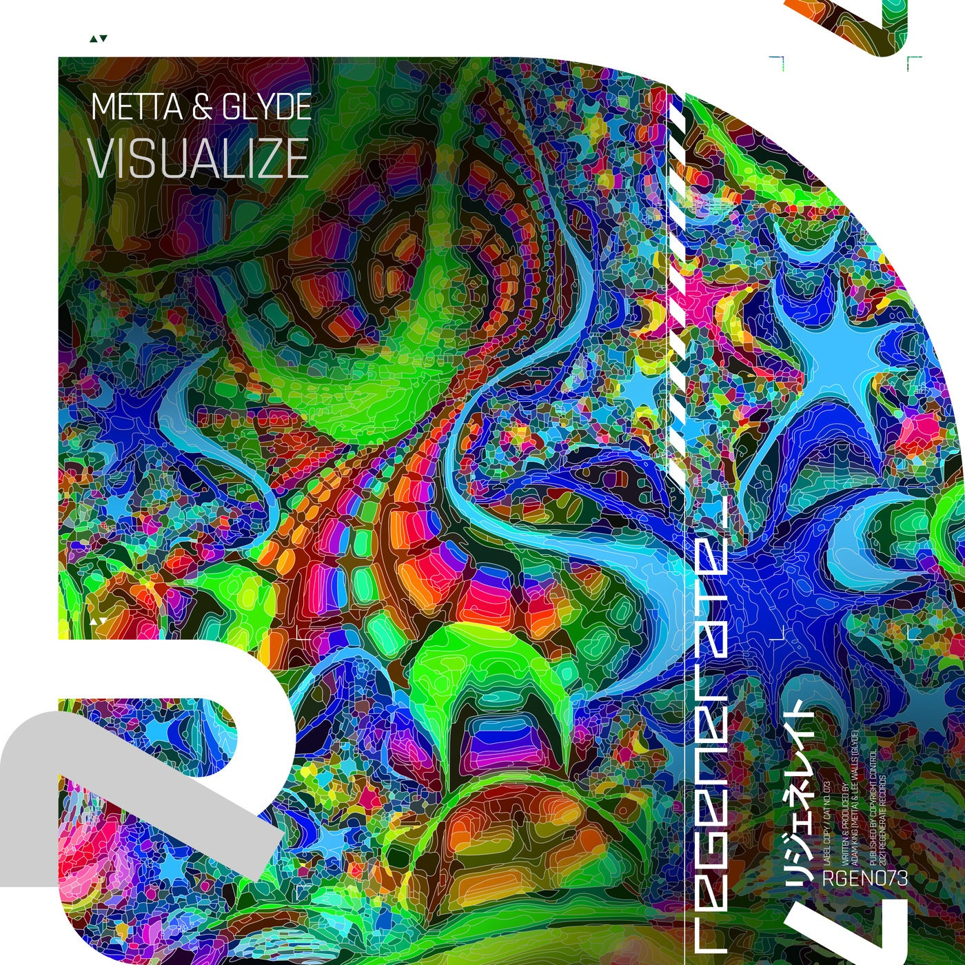 Visualize (Extended Mix)