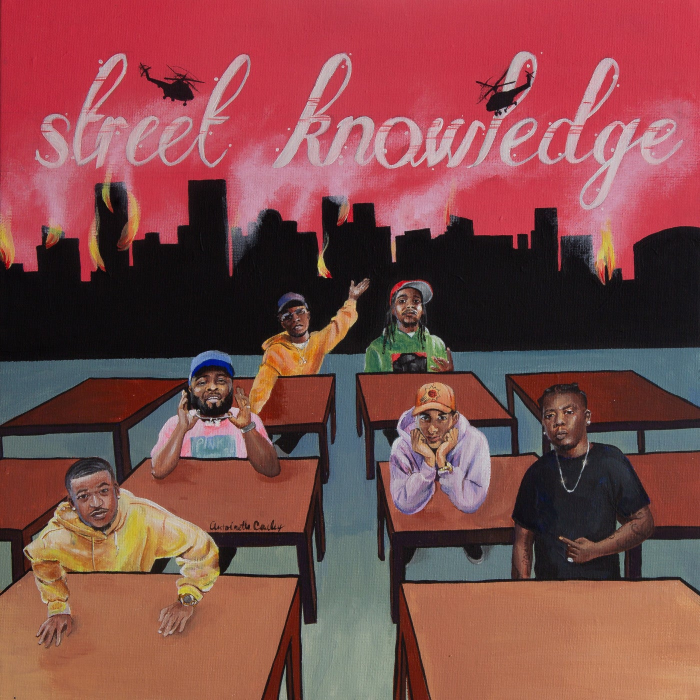 Street Knowledge (Extended)
