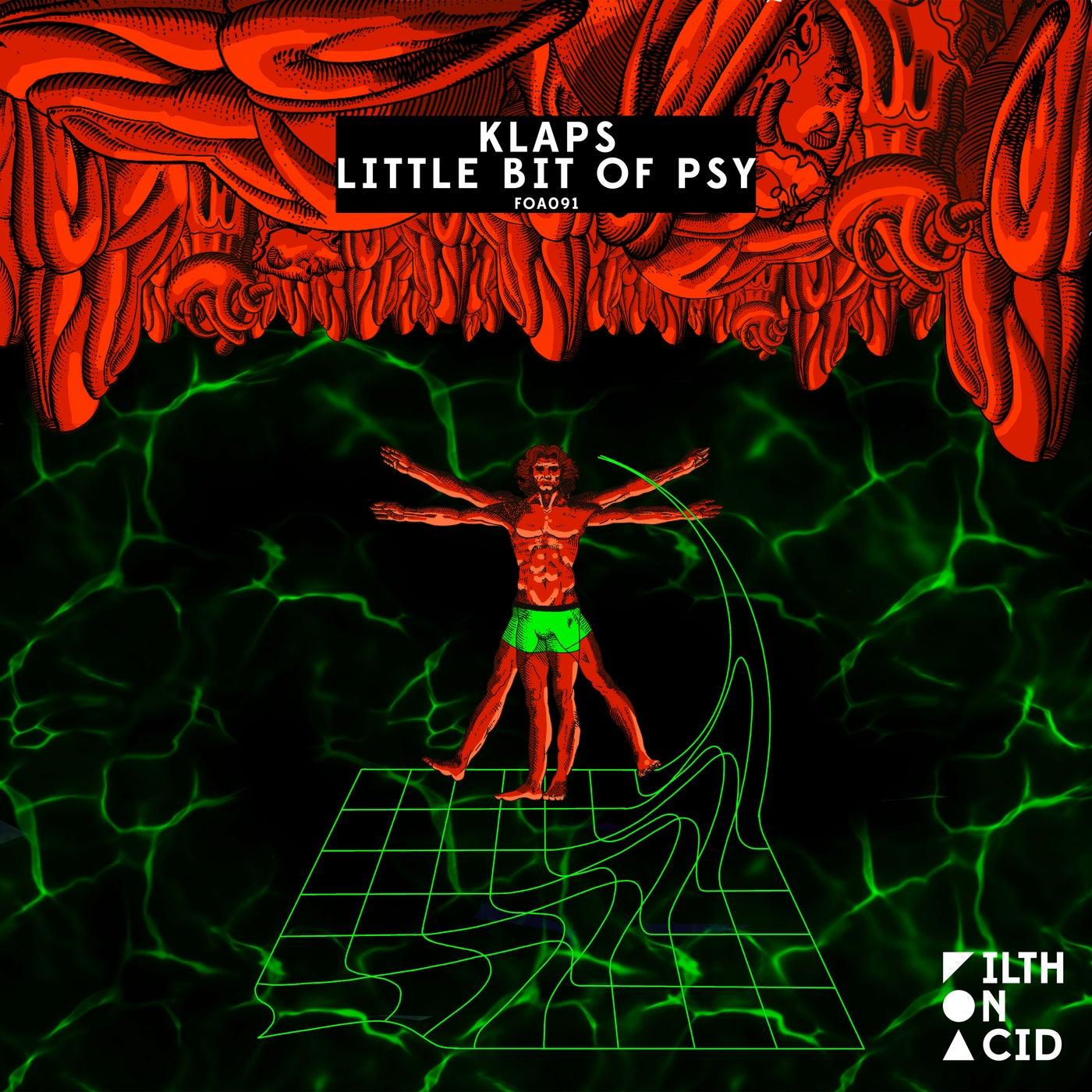 Little Bit Of Psy (Original Mix)
