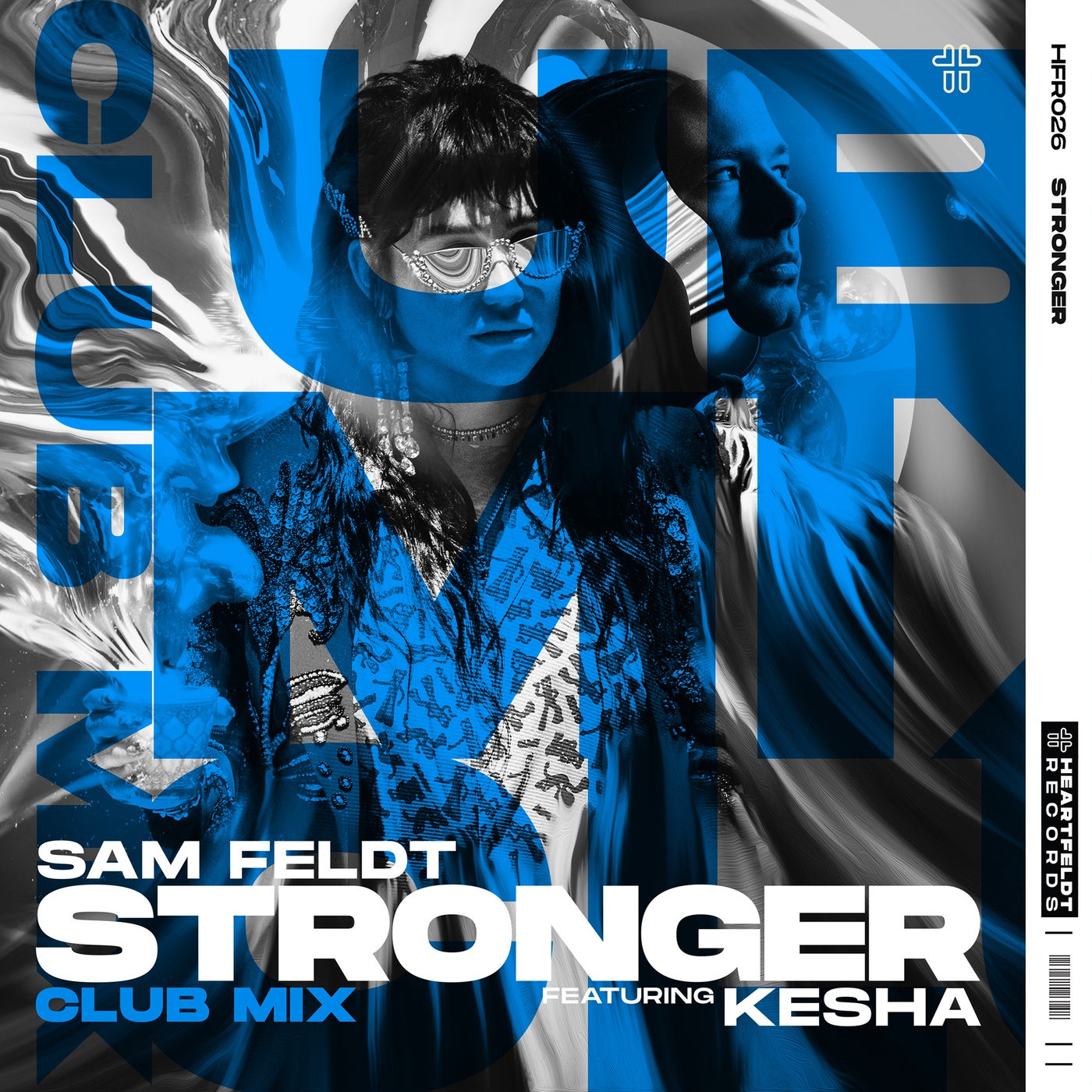 Stronger (feat. Kesha) (Extended Club Mix)