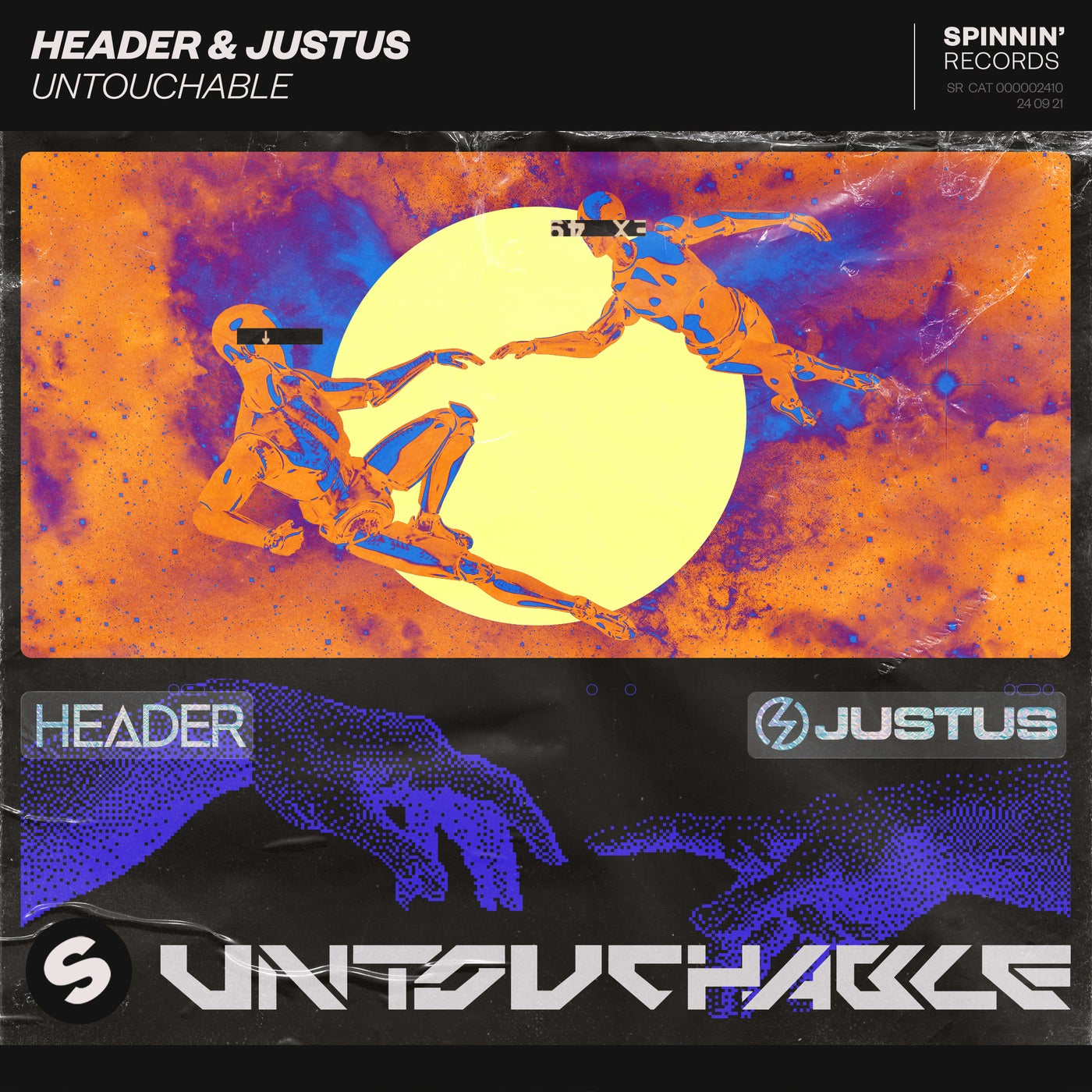 Untouchable (Extended Mix)