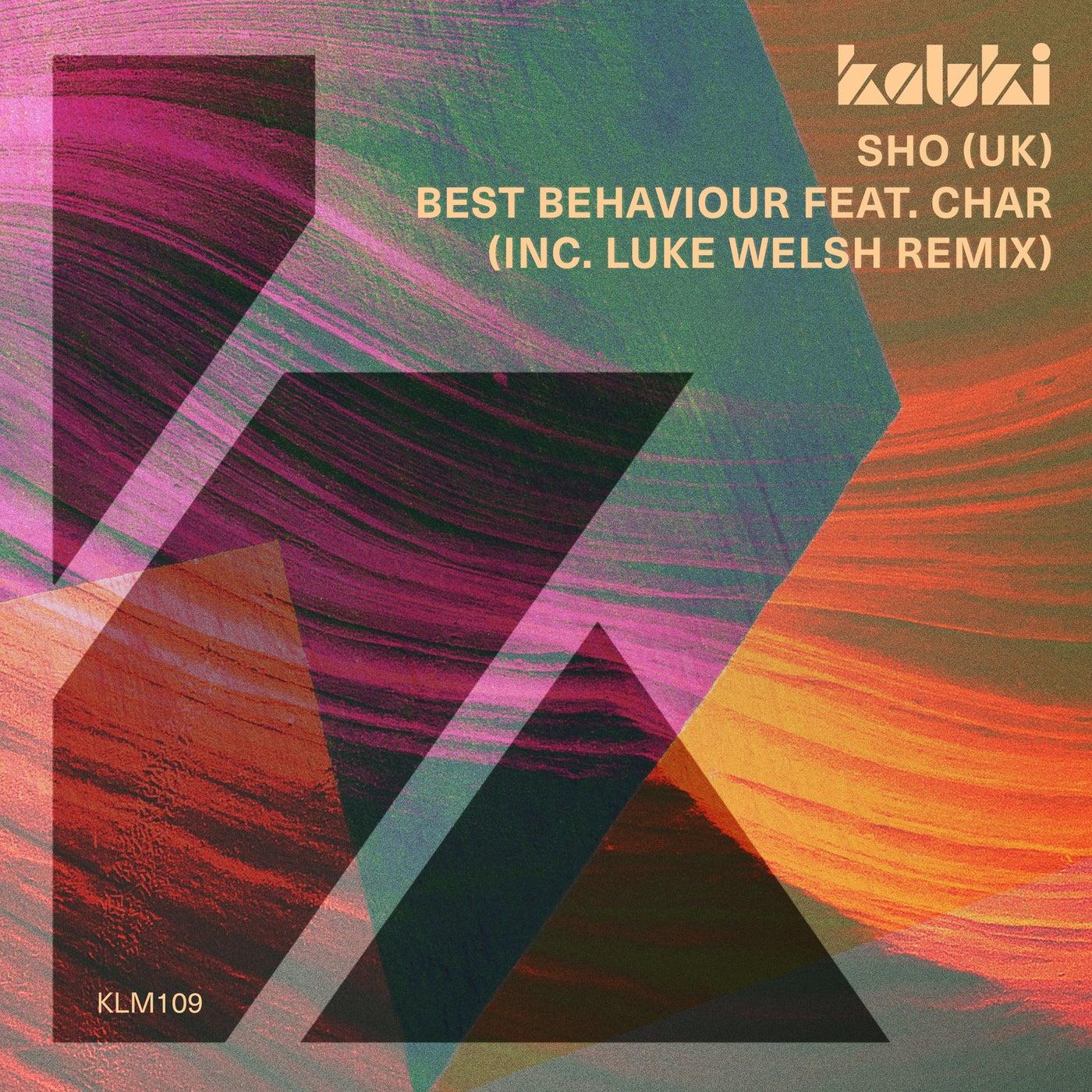 Best Behaviour (feat. CHAR) (Extended Mix)