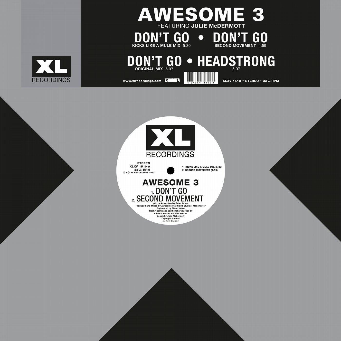 Don't Go (Original Mix)