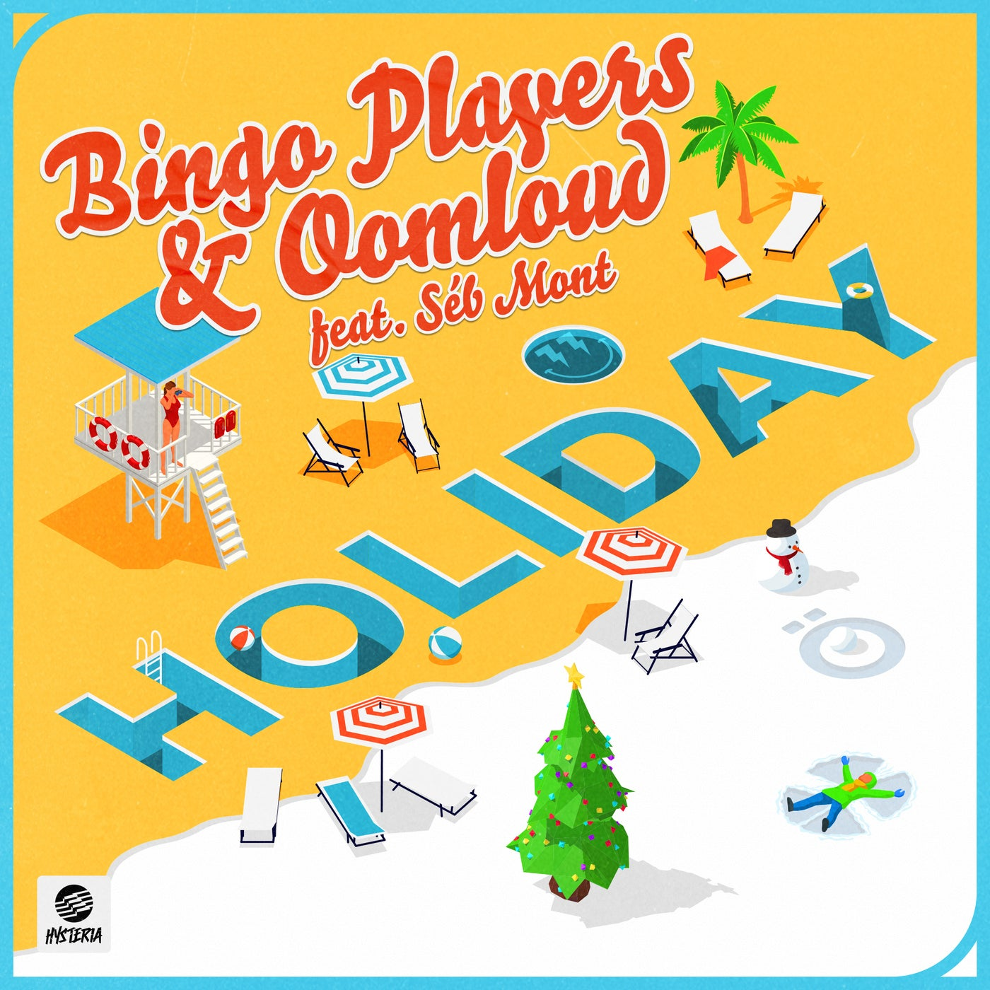 Holiday (feat. Séb Mont) (Extended Mix)