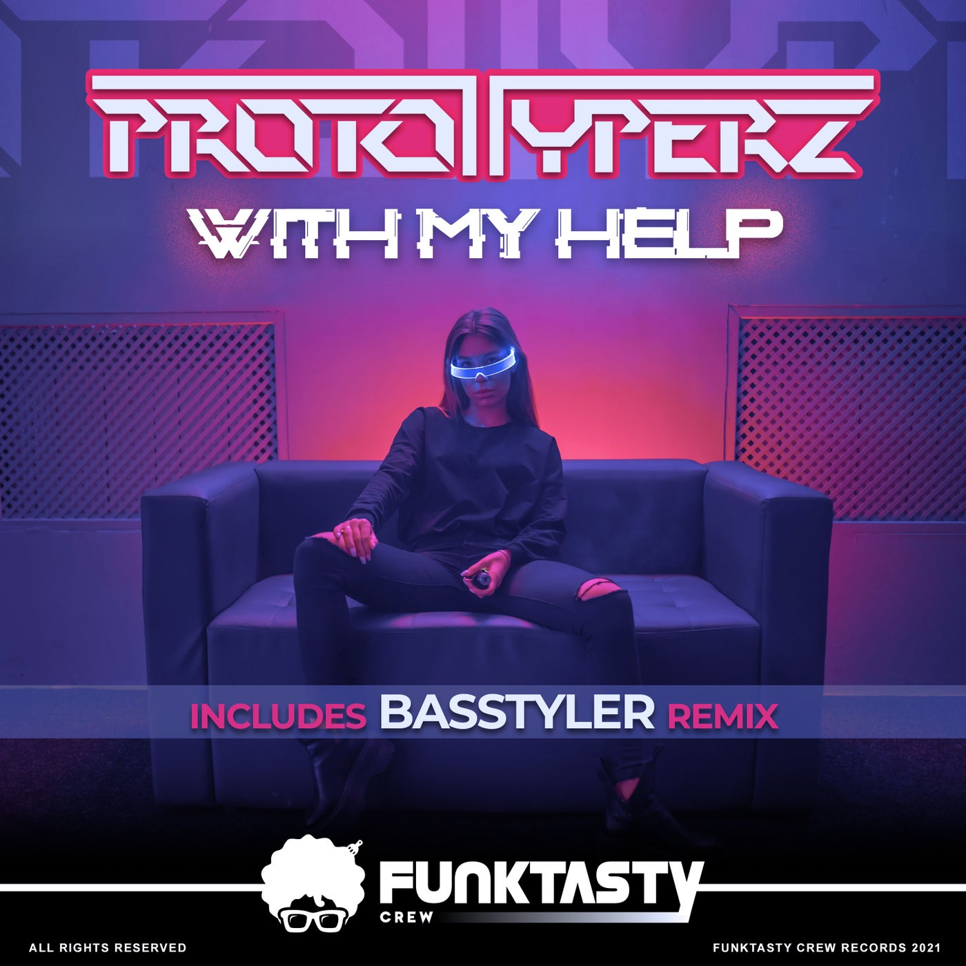 With My Help (Basstyler Remix)