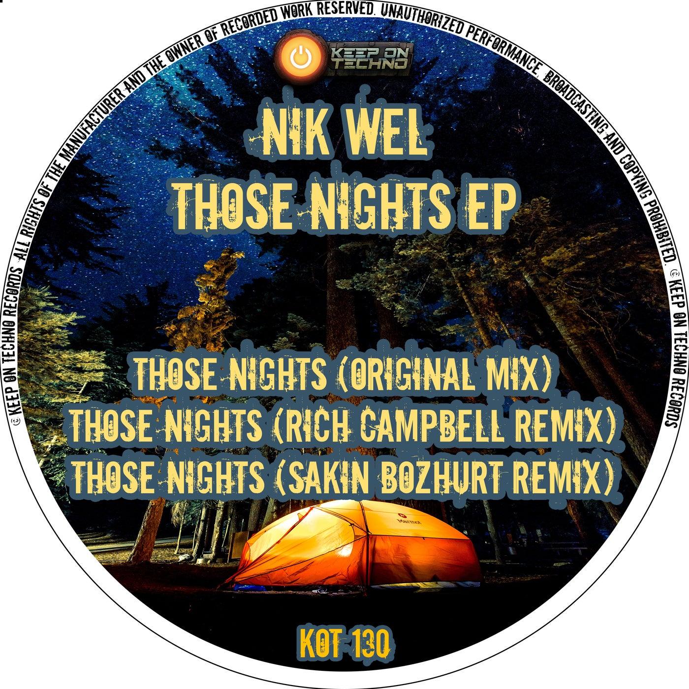 Those Nights (Original Mix)