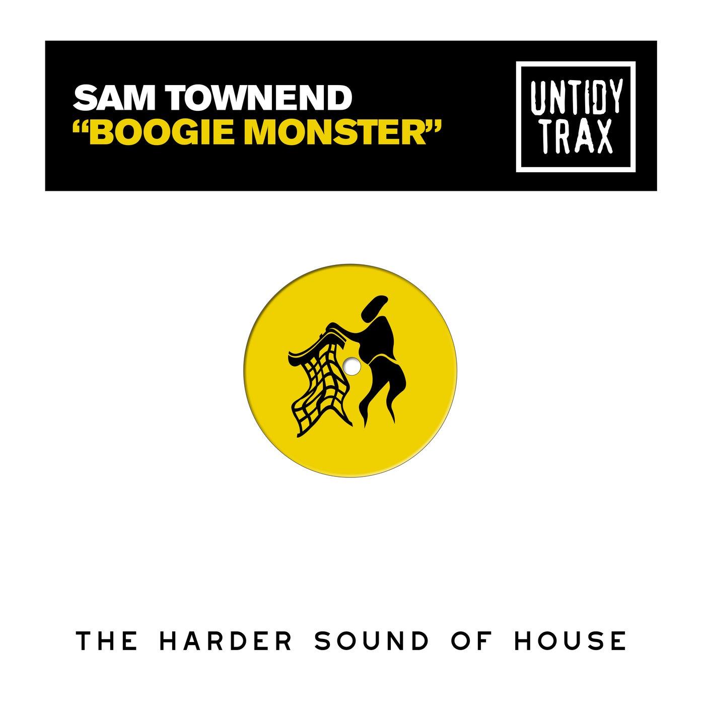 Boogie Monster (Original Mix)