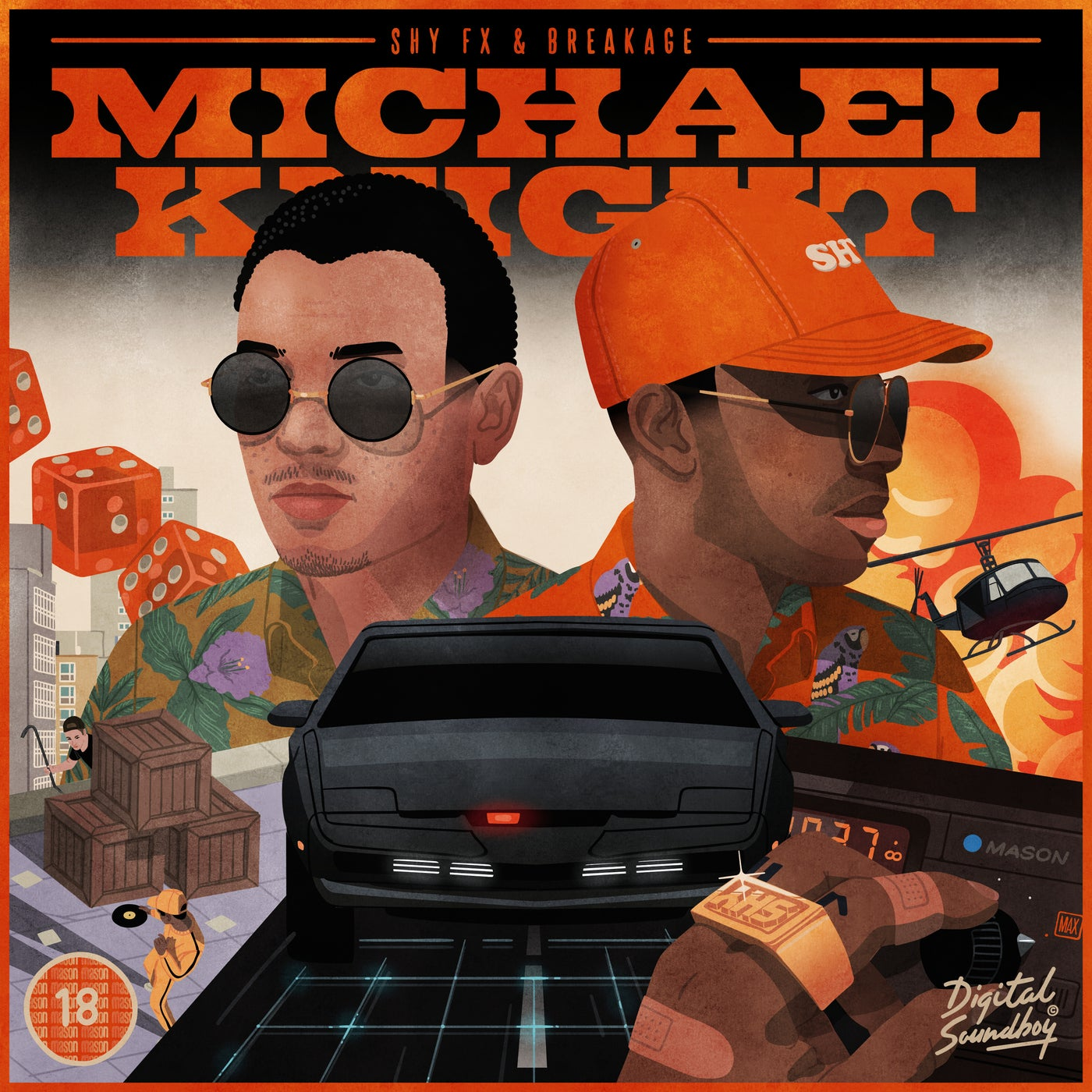 Michael Knight (Original Mix)