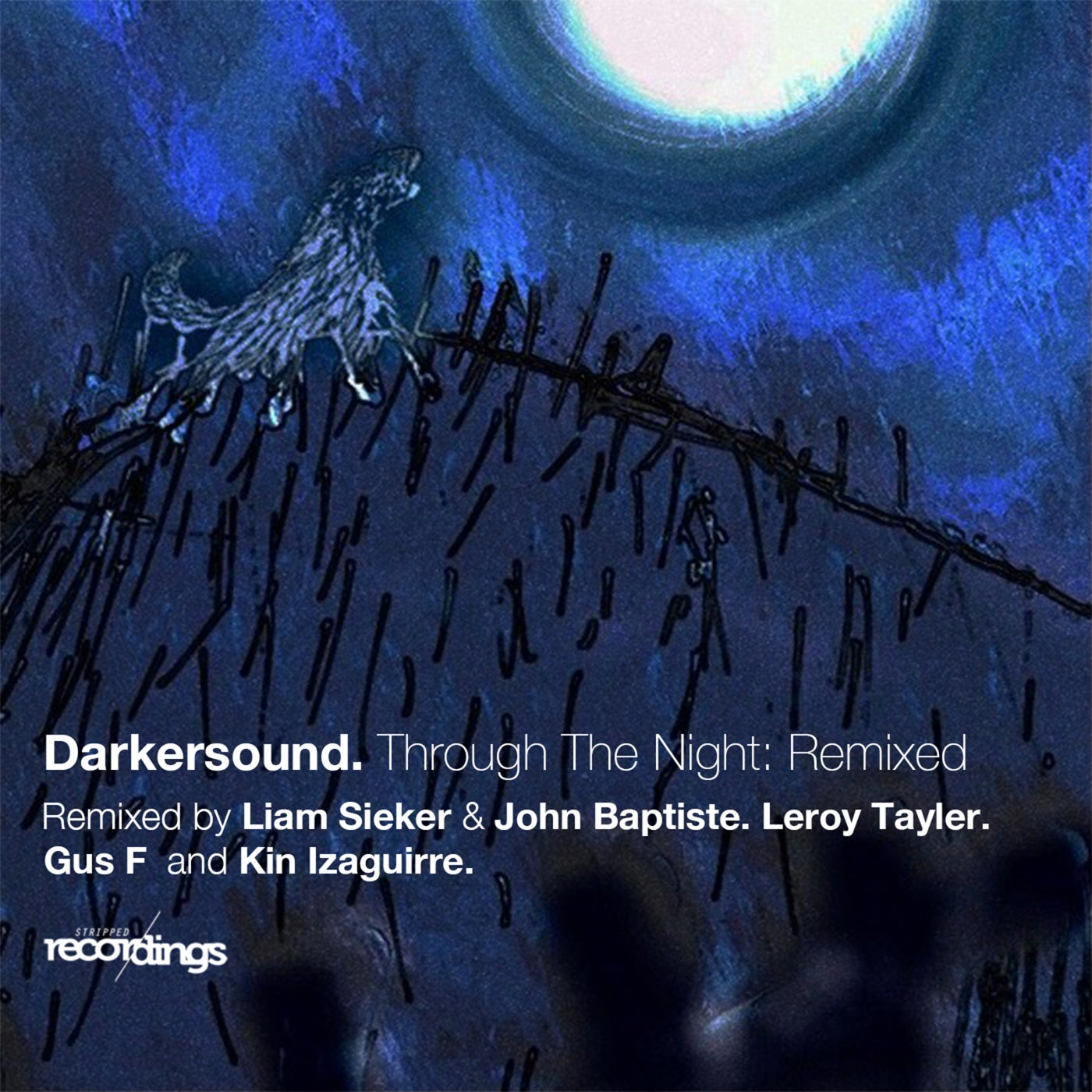 Through the Night (Gus F Remix)