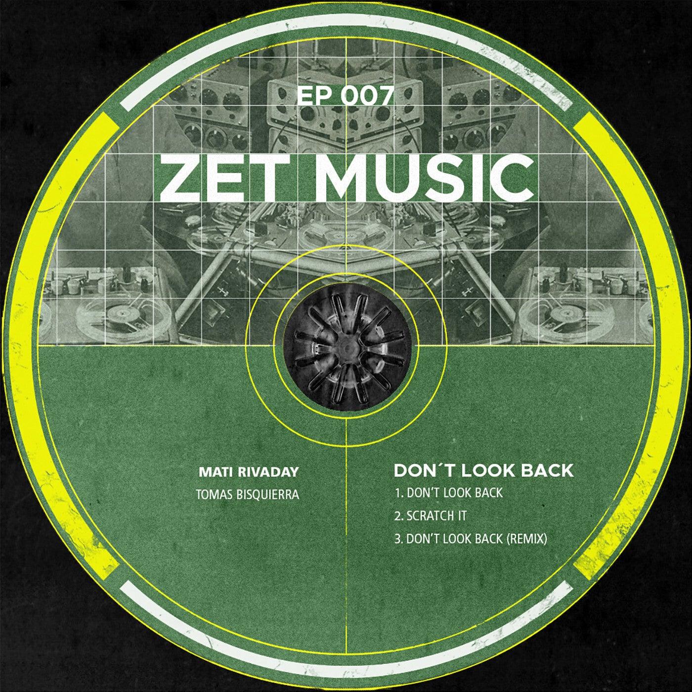 Don´t Look Back (Original Mix)