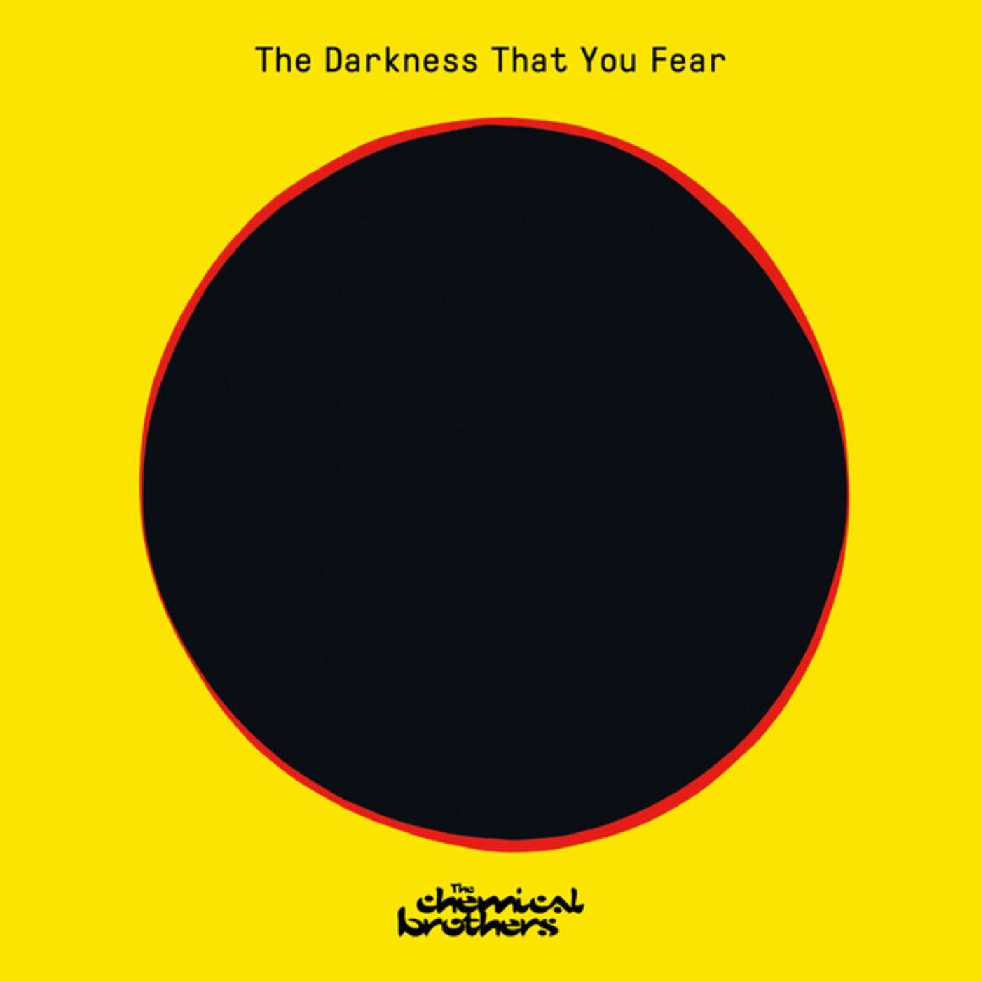 The Darkness That You Fear (The Blessed Madonna Remix)
