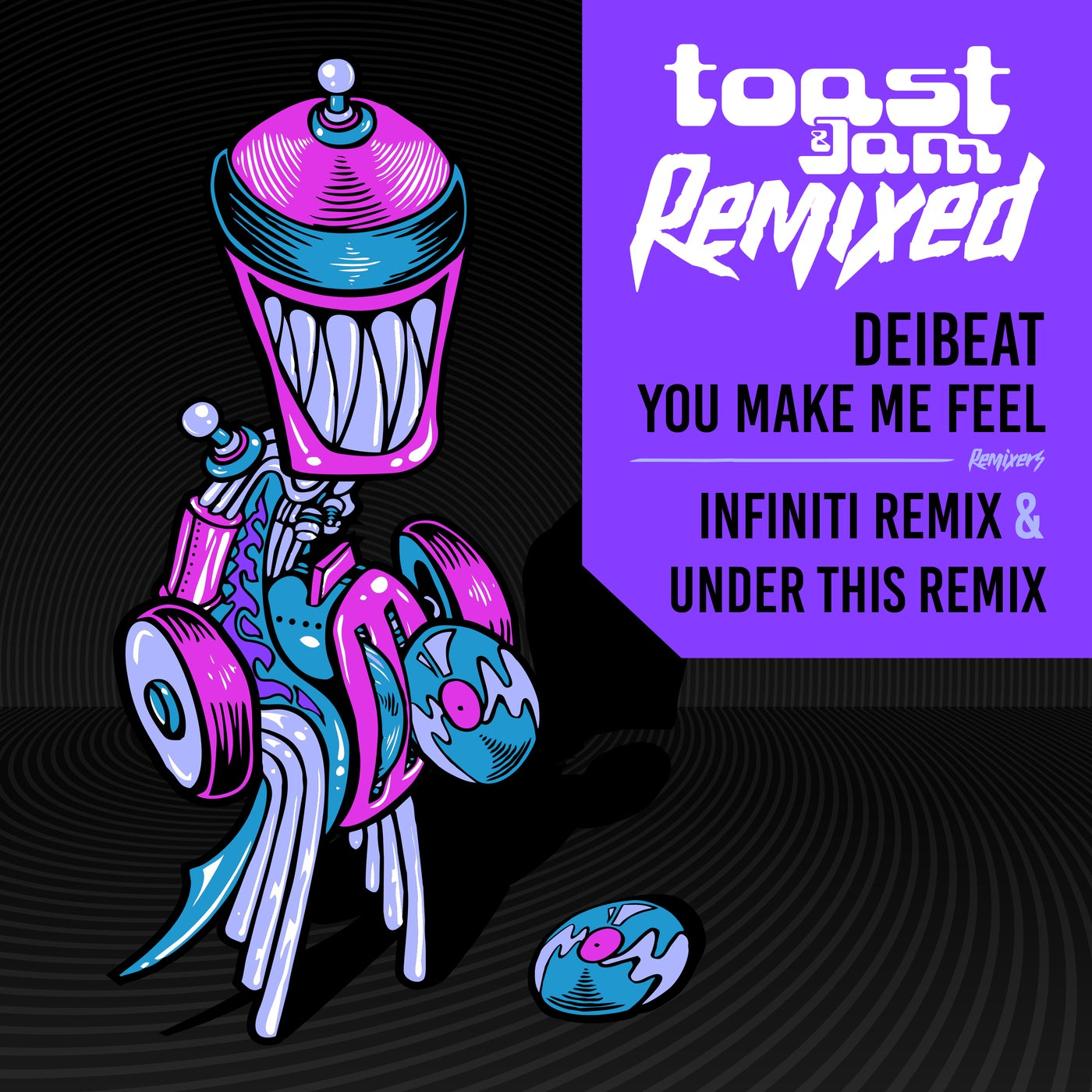 You Make Me Feel (Under This Remix)