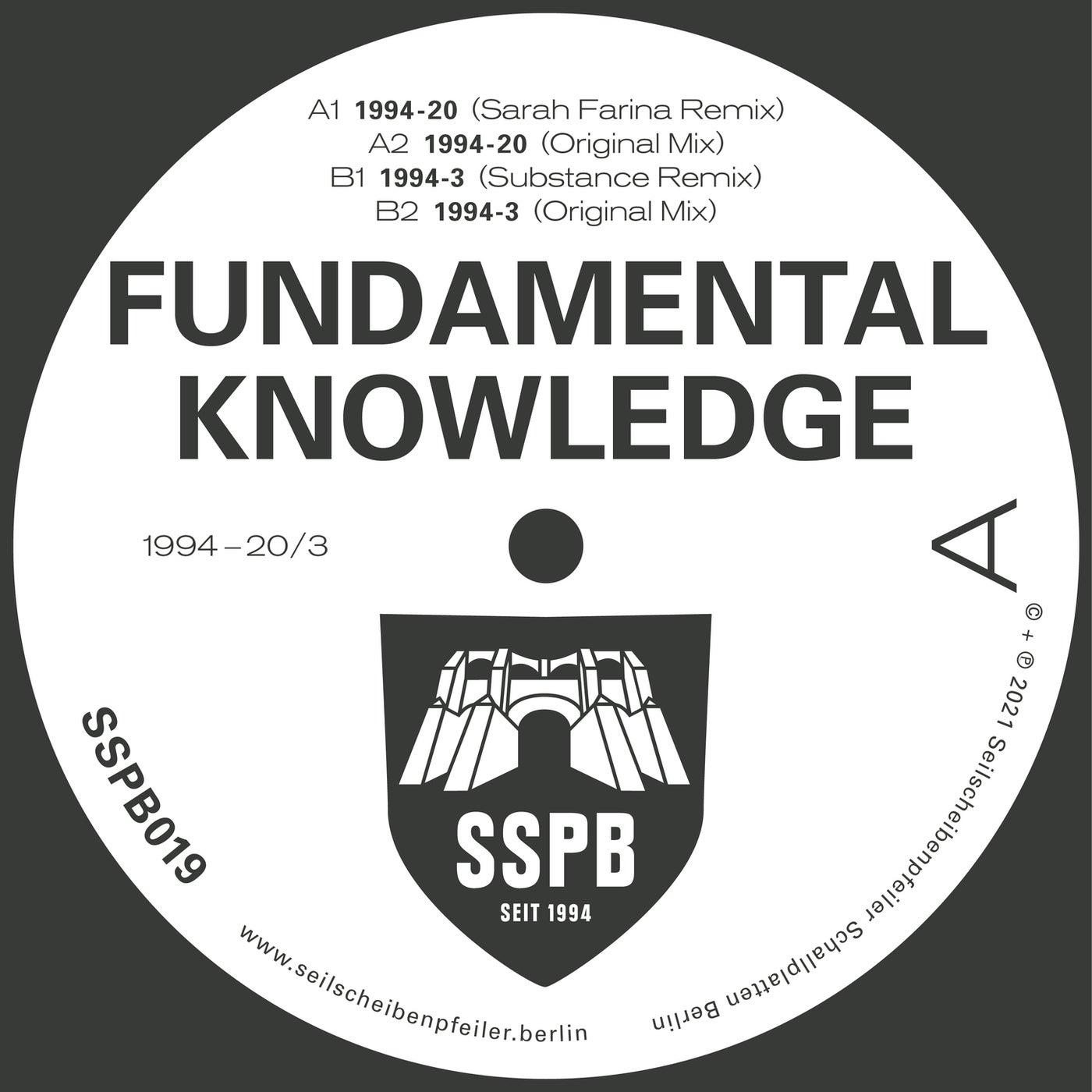 1994-20 (Sarah Farina Remix)