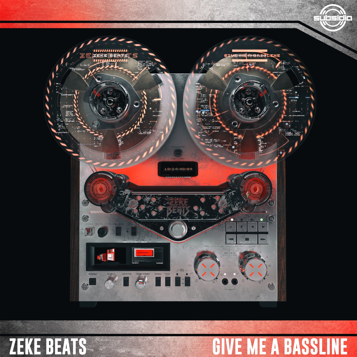 Give Me A Bassline (Original Mix)