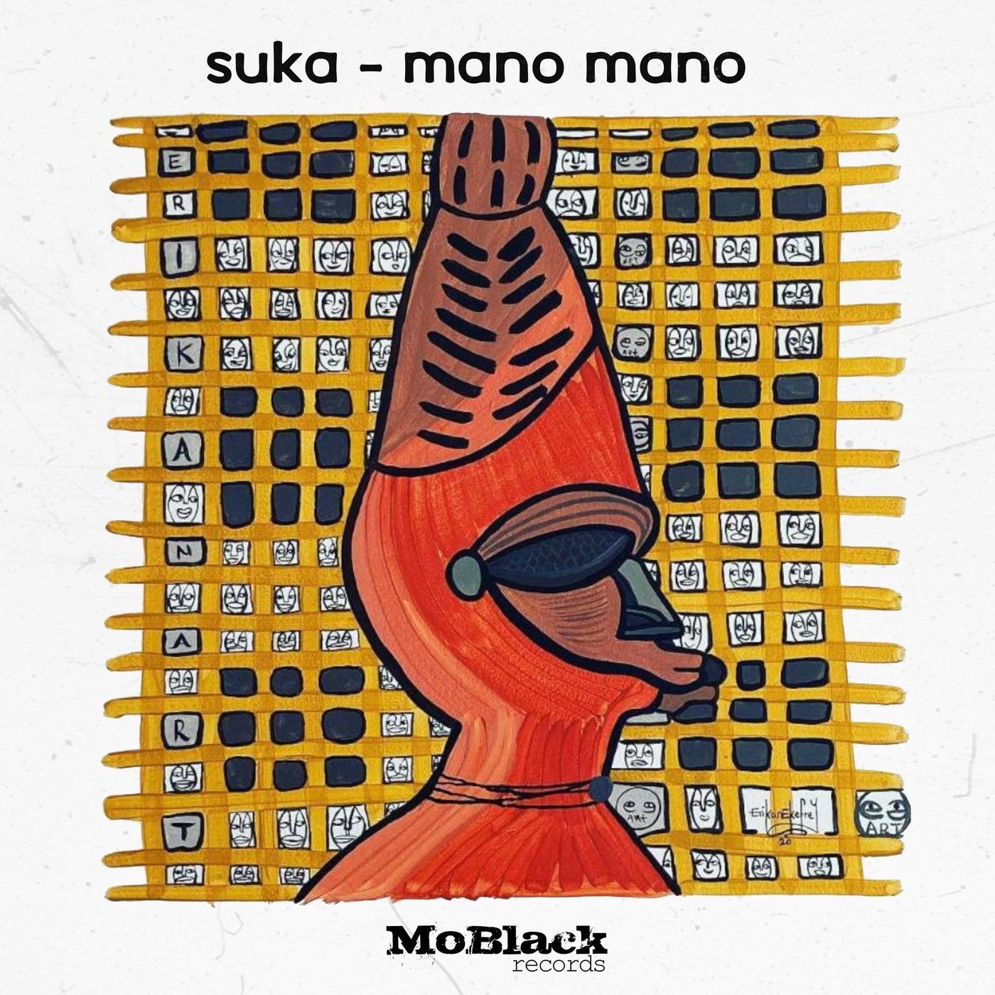 Mano Mano (Original Mix)