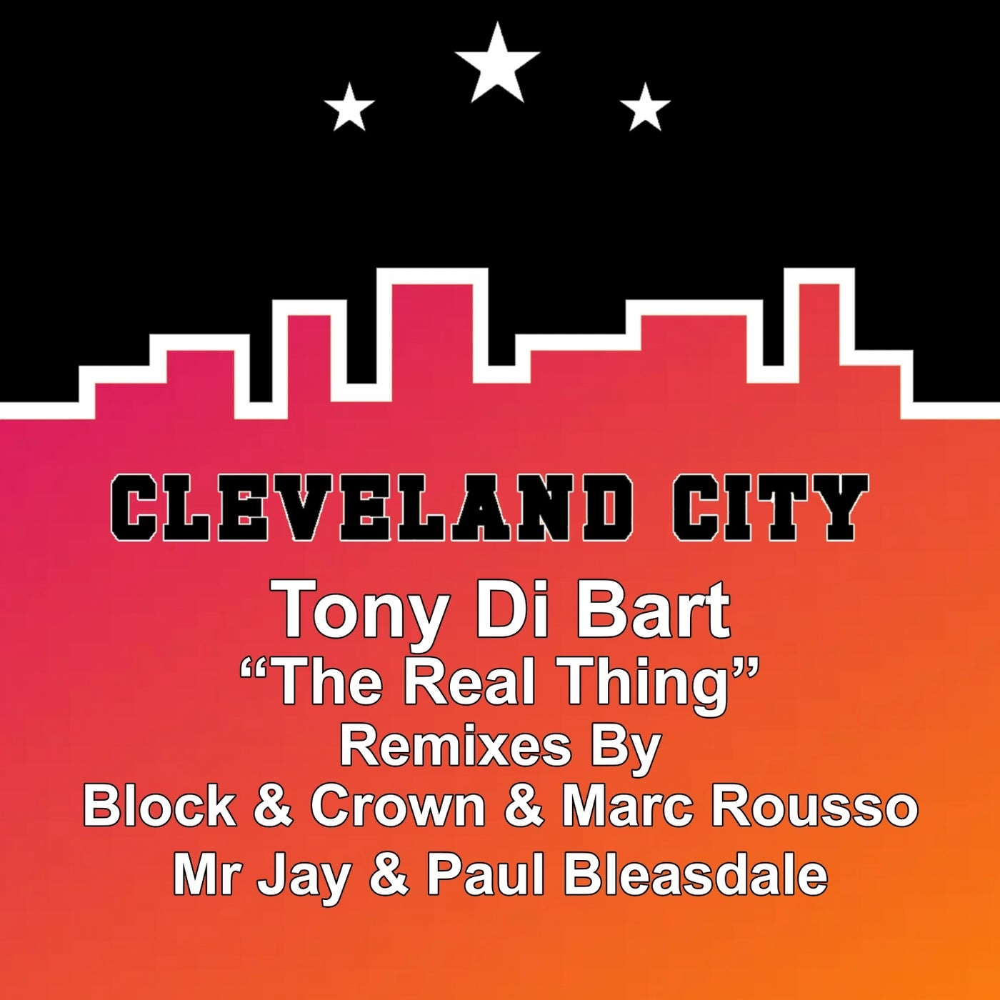 The Real Thing (Block & Crown & Marc Rousso Remix)