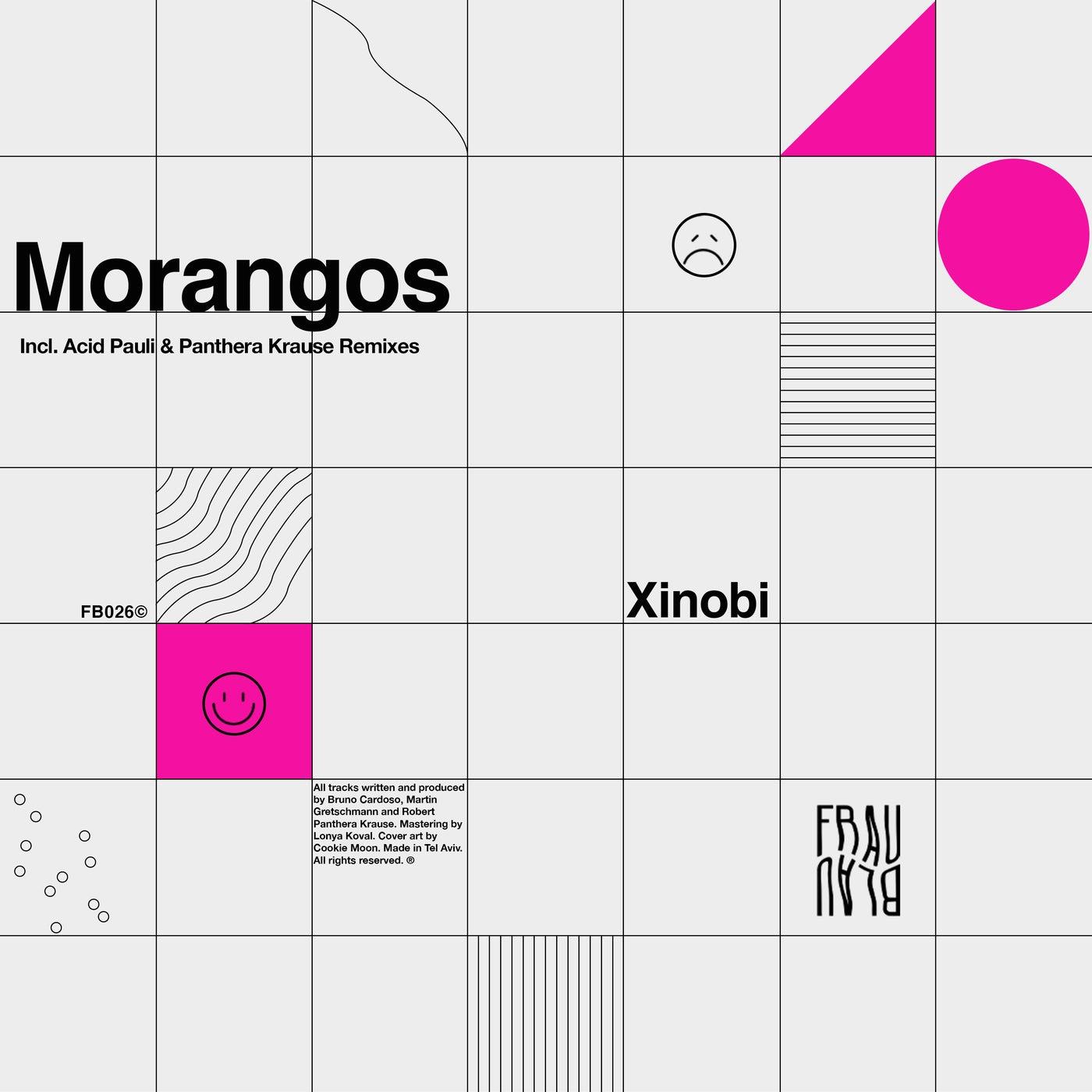 Morangos (Panthera Krause Remix)