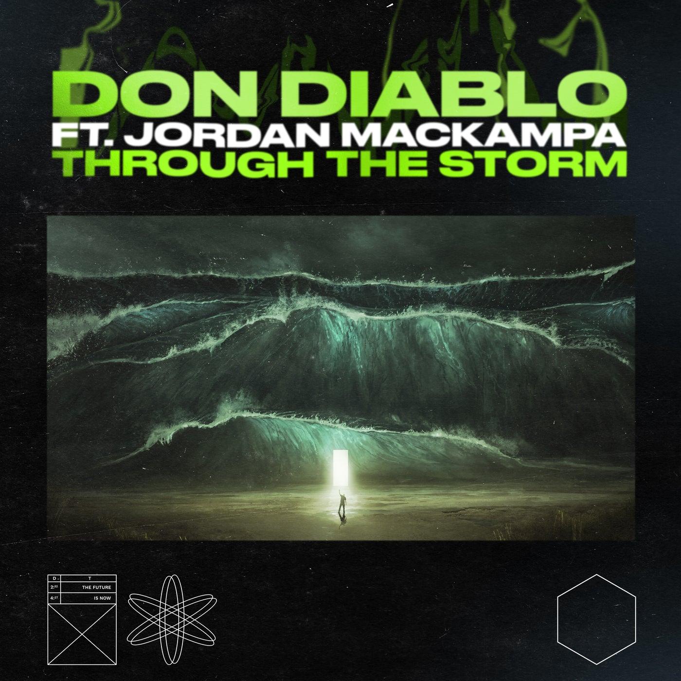 Through The Storm feat. Jordan Mackampa (Extended Mix)