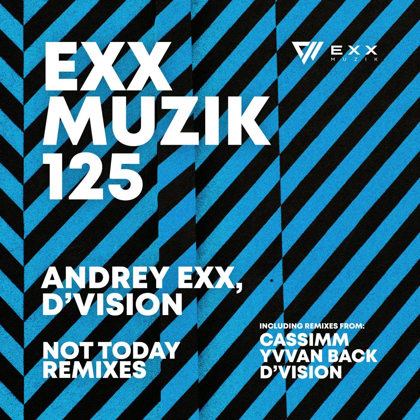Not Today (CASSIMM Remix)