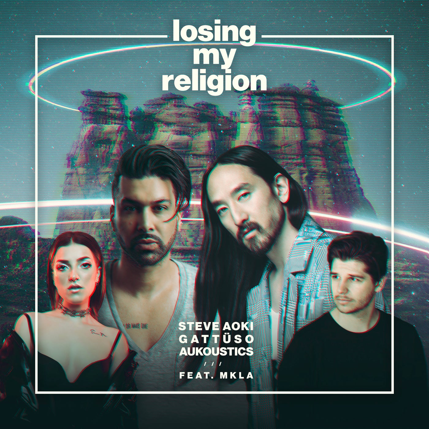Losing My Religion feat. MKLA (Extended Mix)