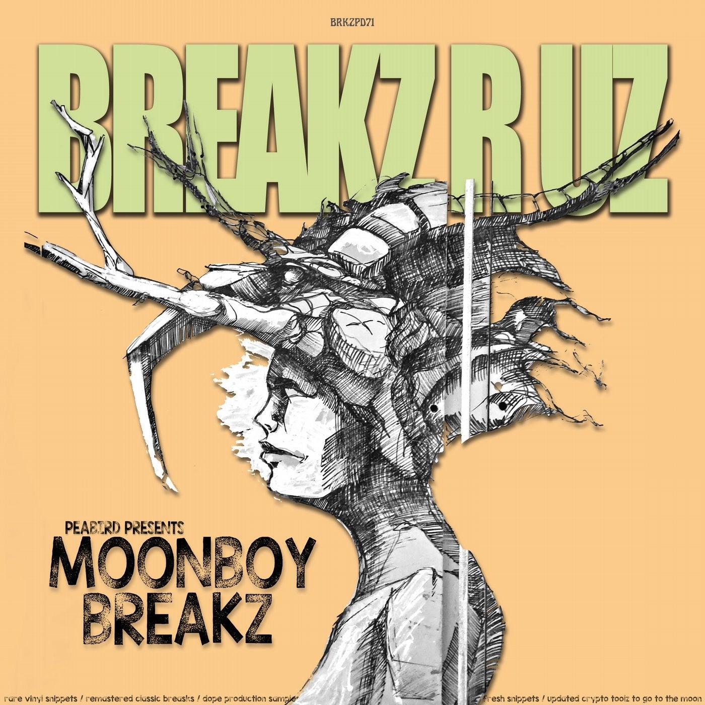 Moonboy Vocals (Ripped Off Vinyl Samples)