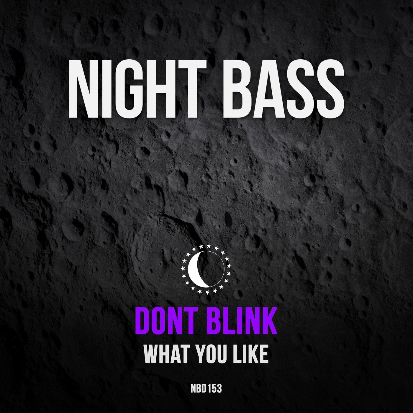 WHAT YOU LIKE (Original Mix)