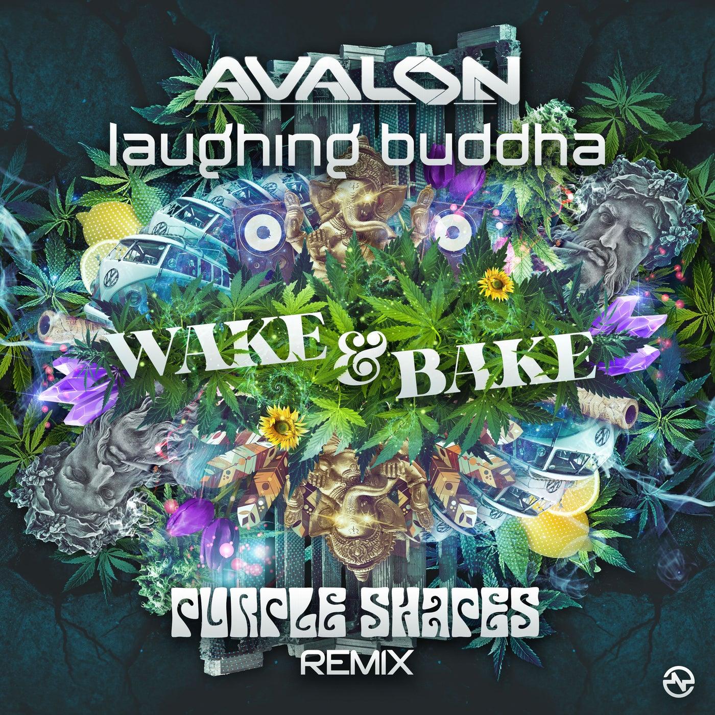 Wake & Bake (Purple Shapes Remix)