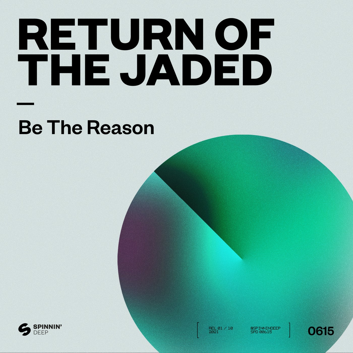 Be The Reason (Extended Mix)