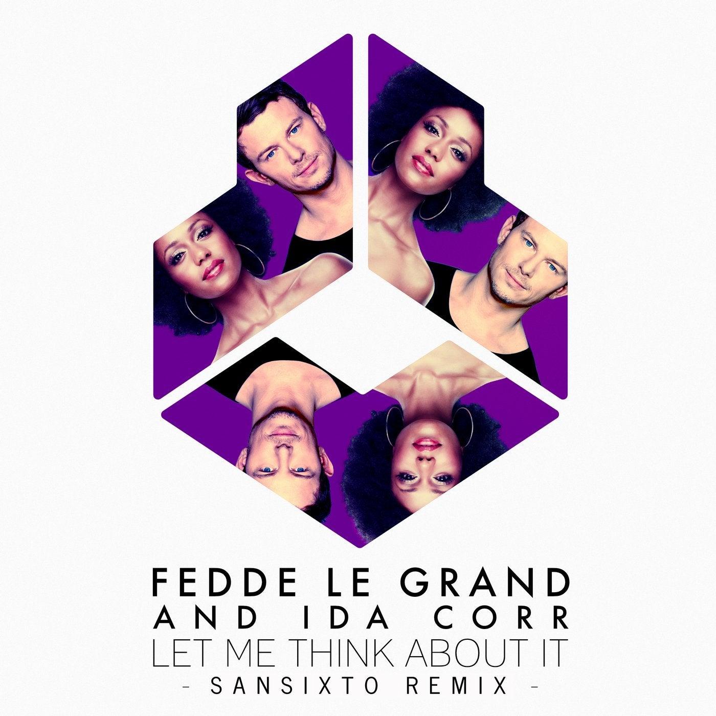 Let Me Think About It (Sansixto Remix)