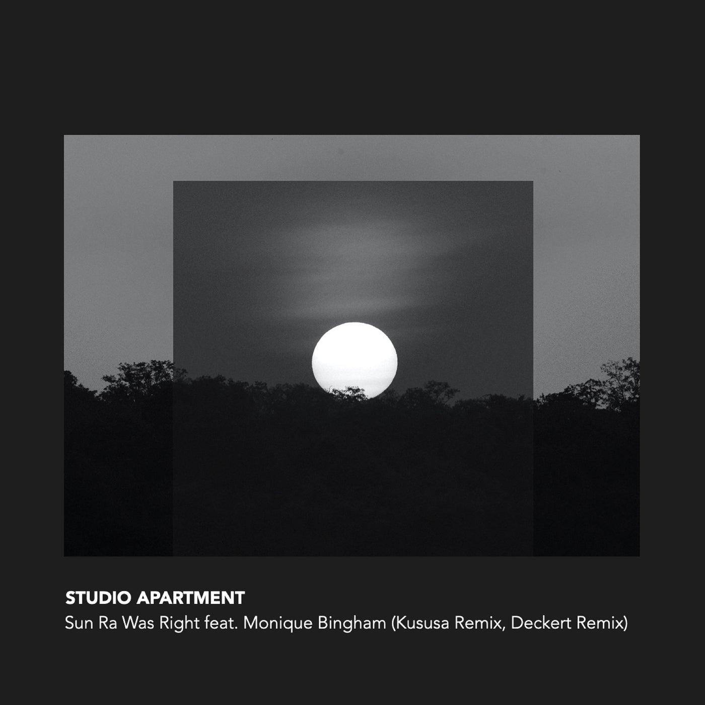 Sun Ra Was Right (Kususa Remix)