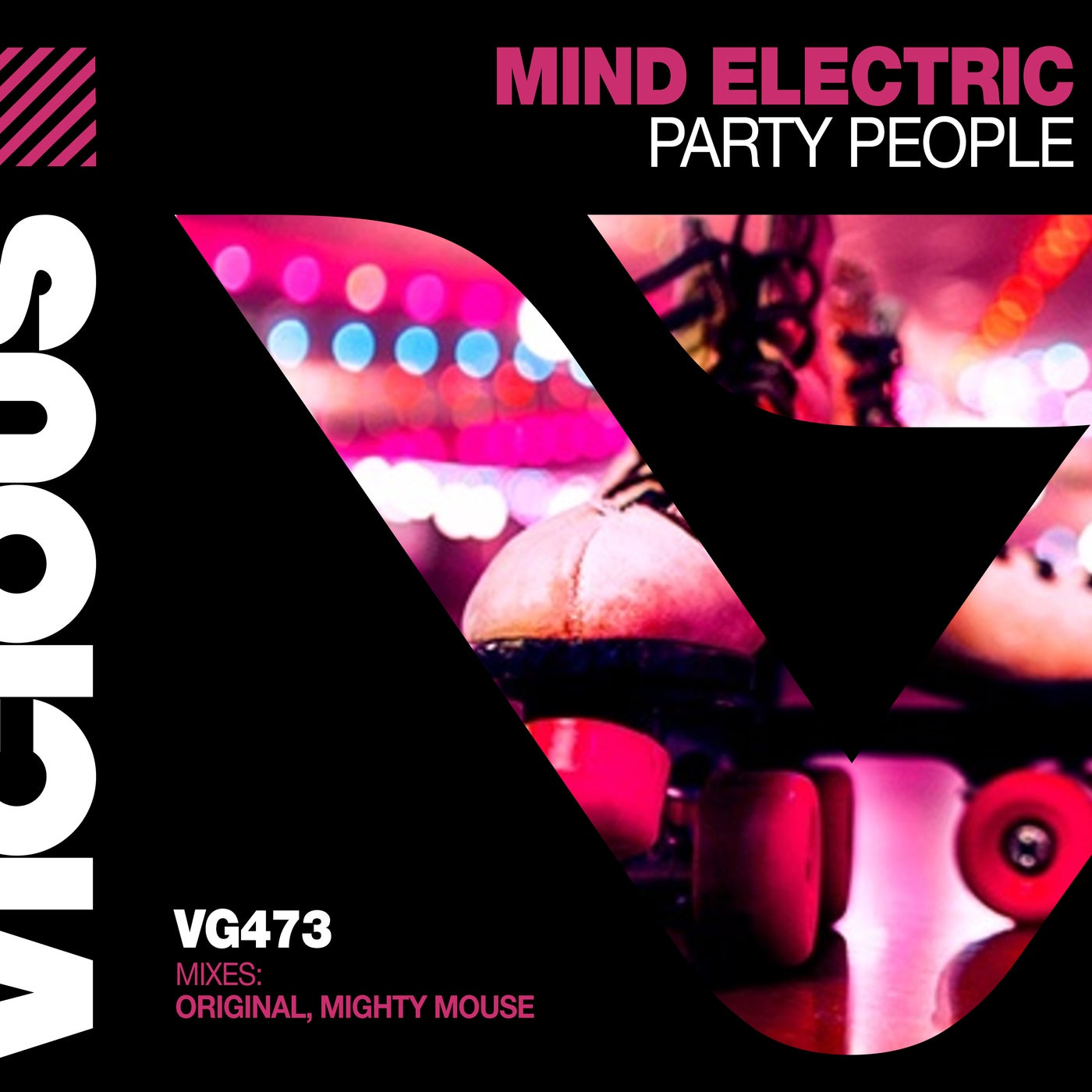 Party People (Mighty Mouse Extended Remix)