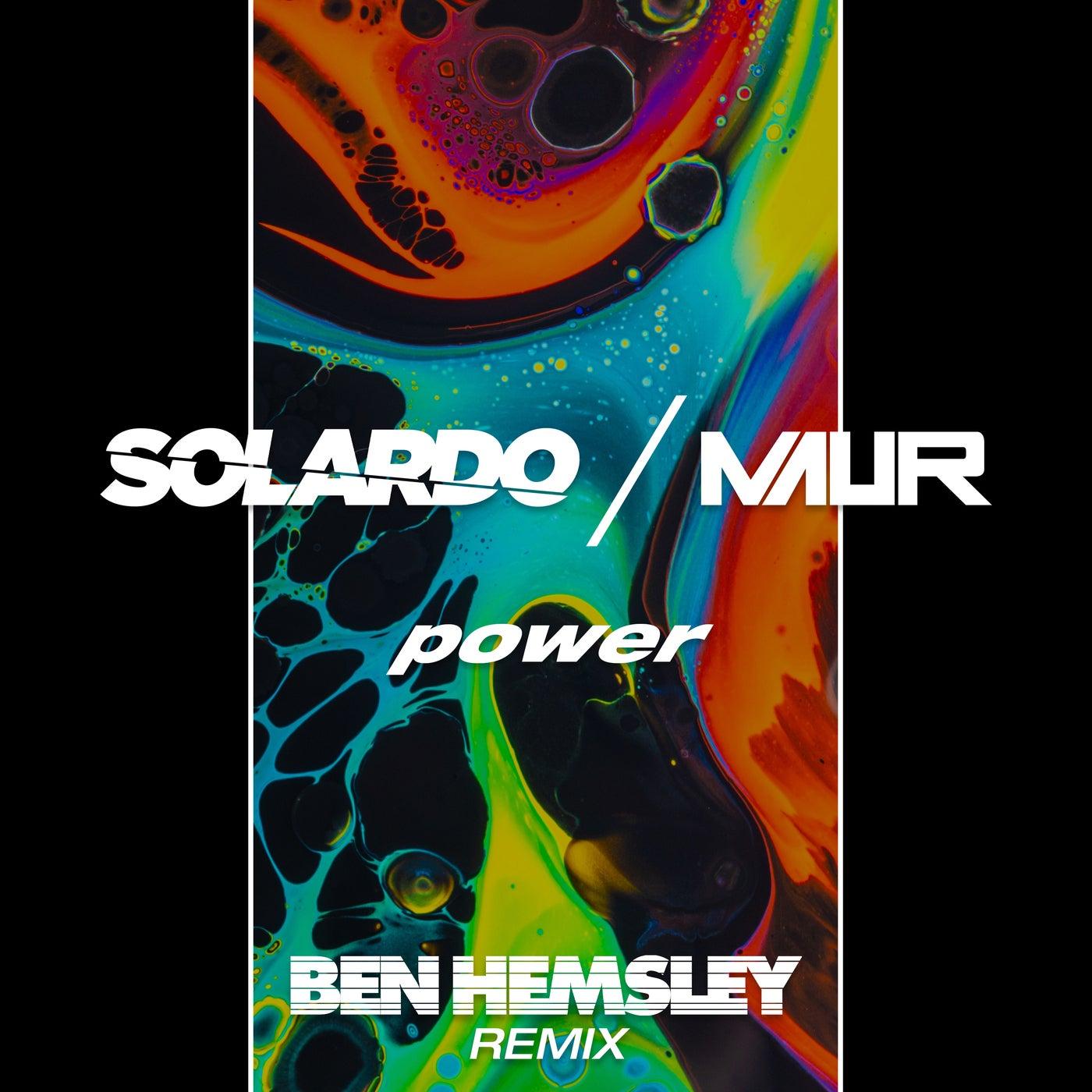 Power (Ben Hemsley Extended Mix)