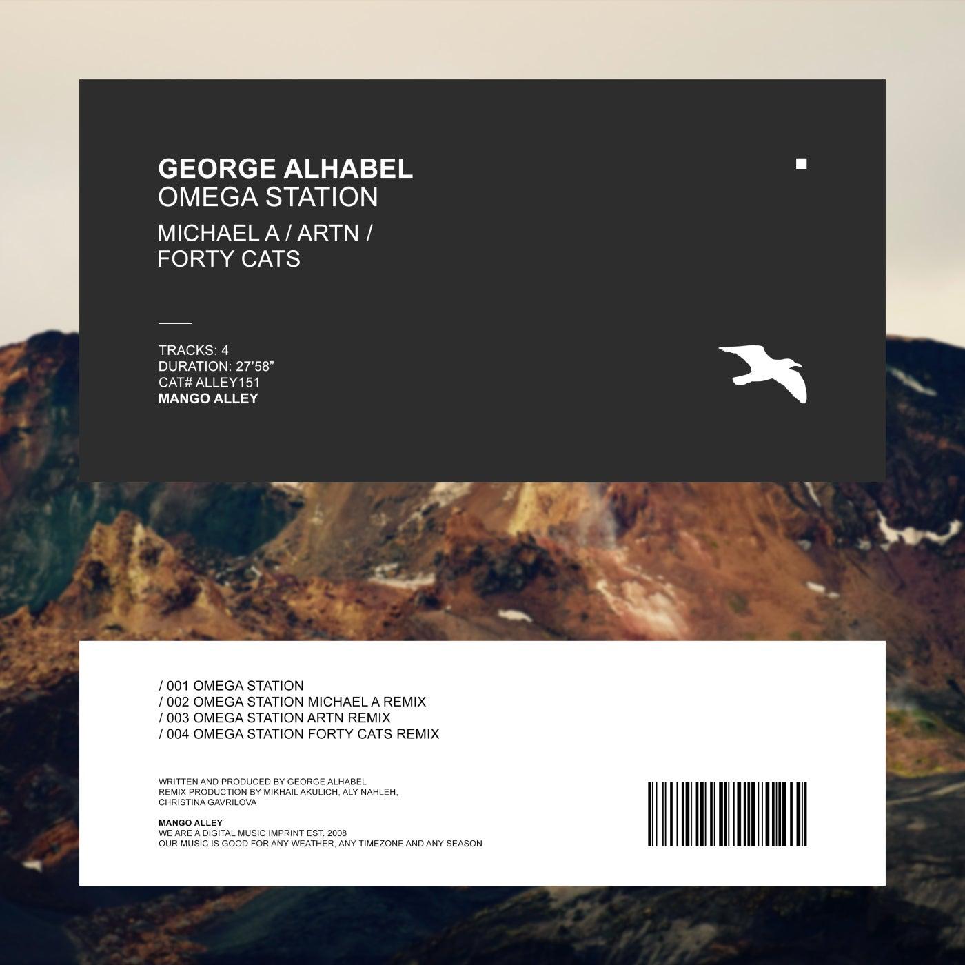 Omega Station (Michael A Remix)