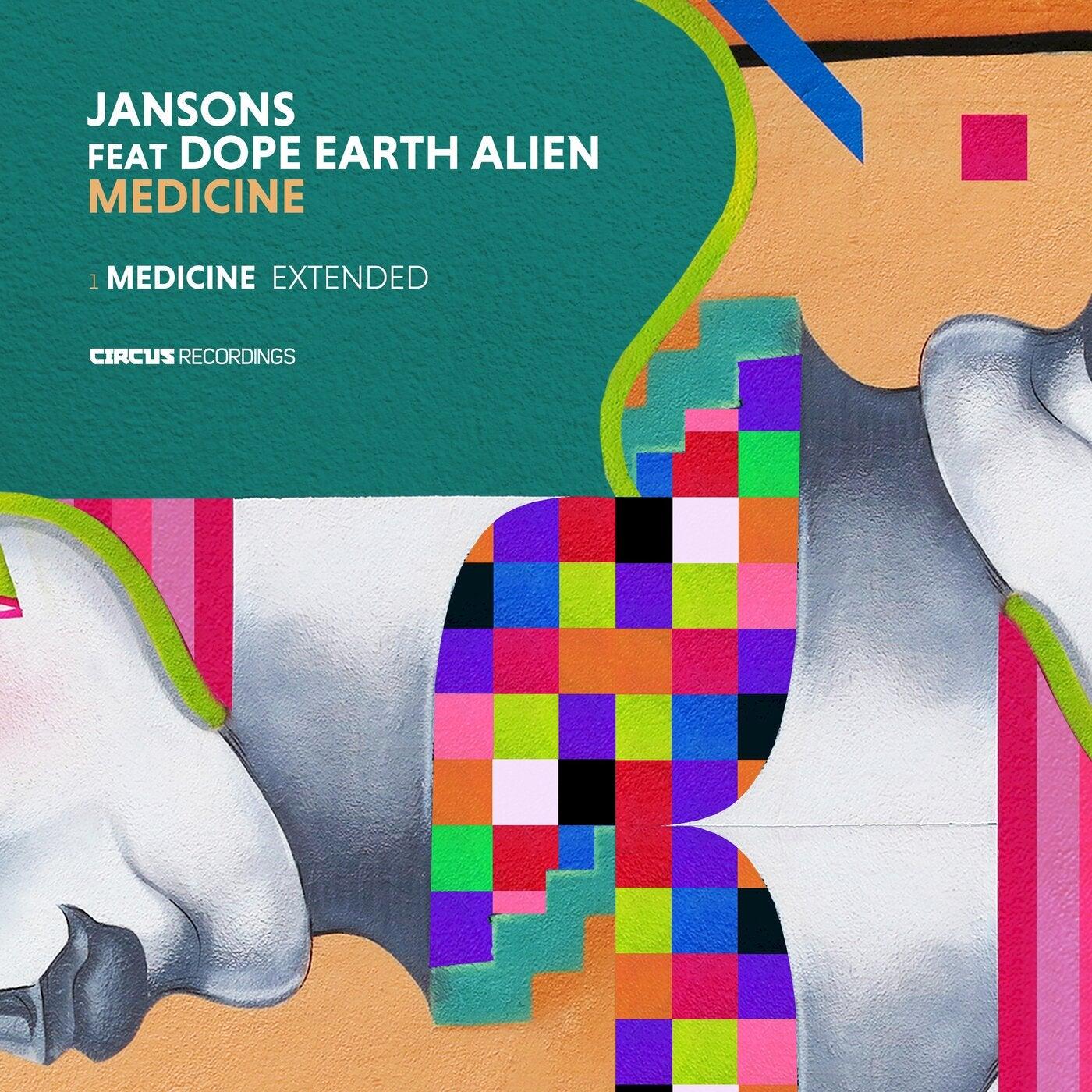Medicine (Extended Mix)