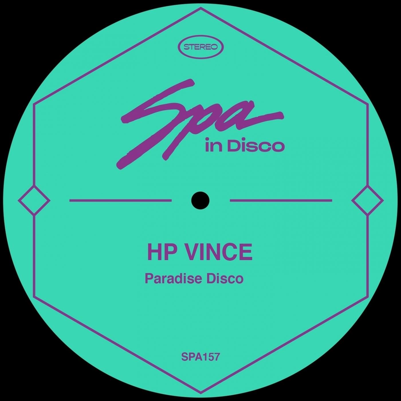 Paradise Disco (Original Mix)