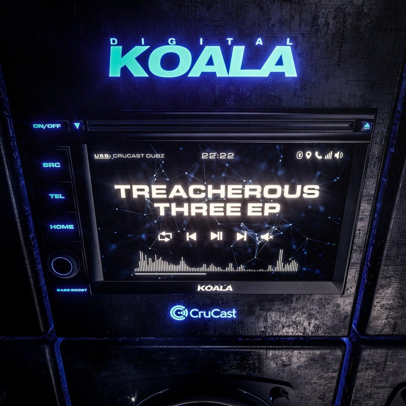 Treacherous Three (Original Mix)