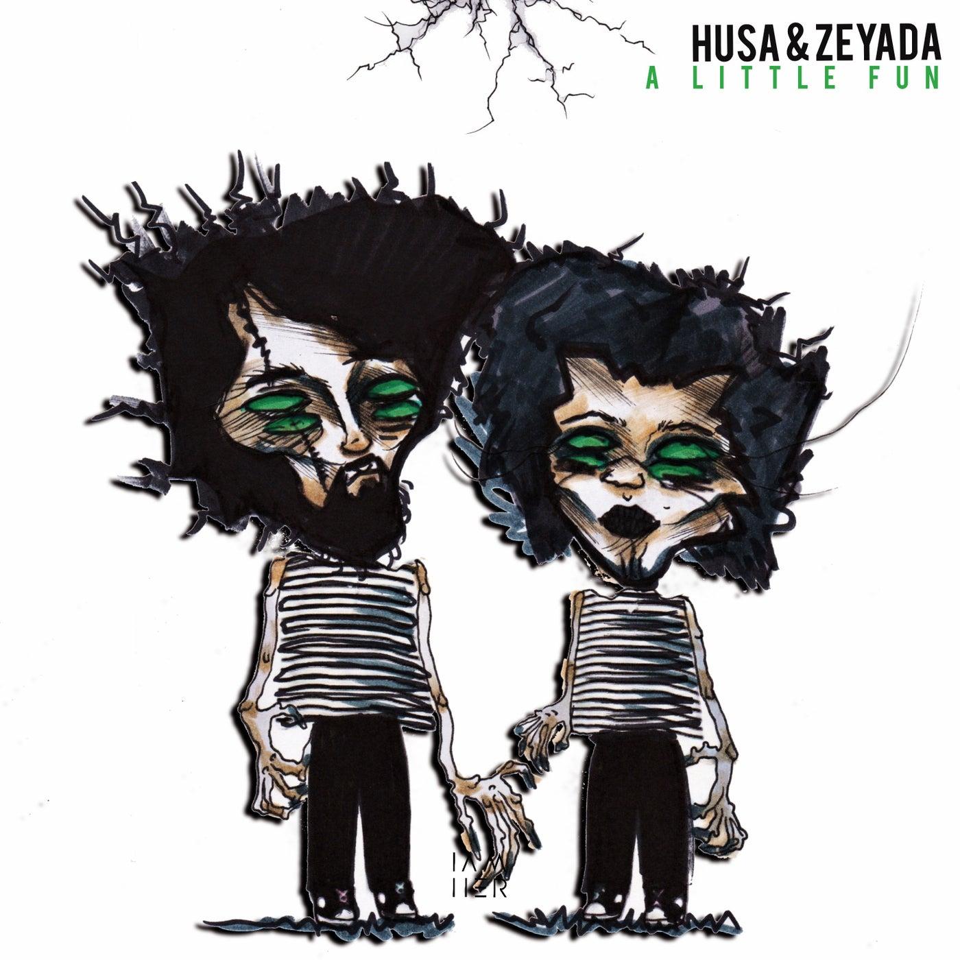 A Little Fun (Sasha Carassi Remix)