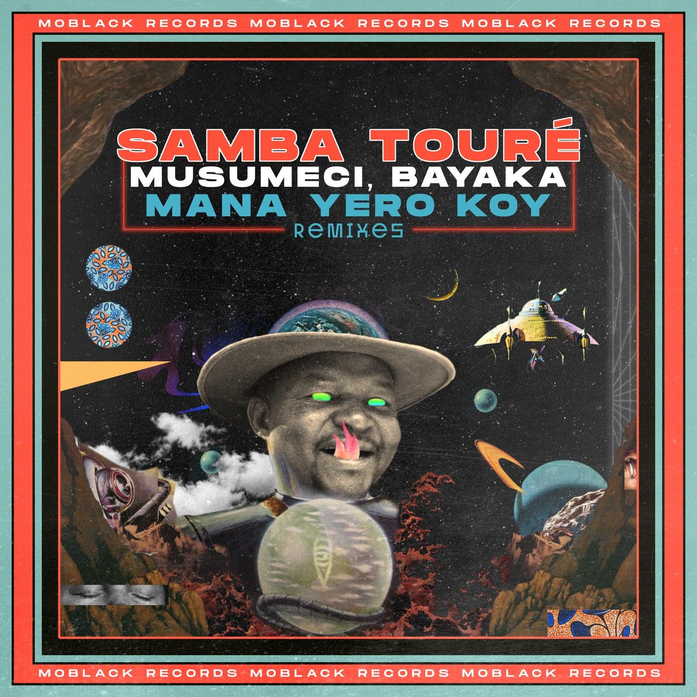 Mana Yero Koy (Musumeci Remix)