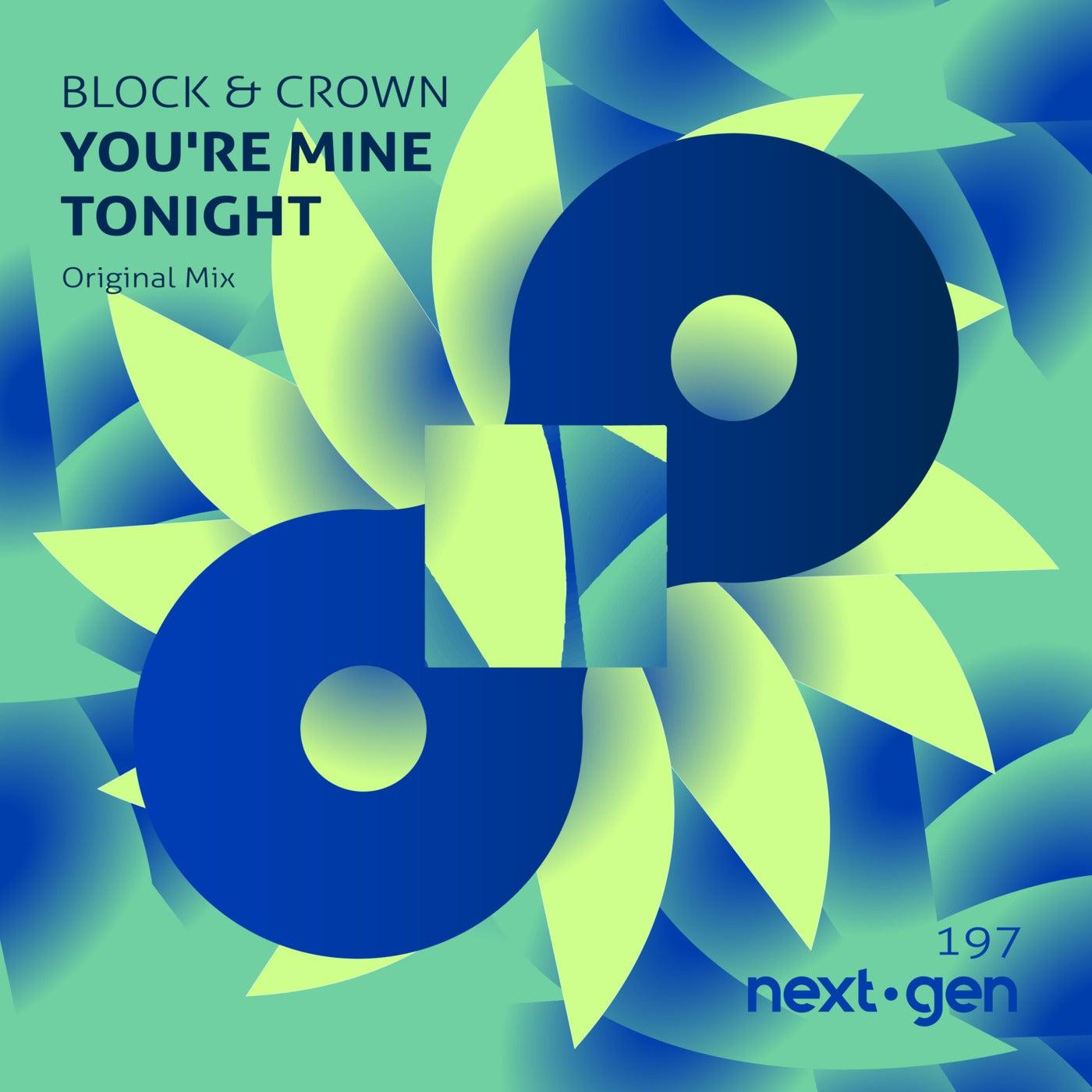 You're Mine Tonight (Original Mix)