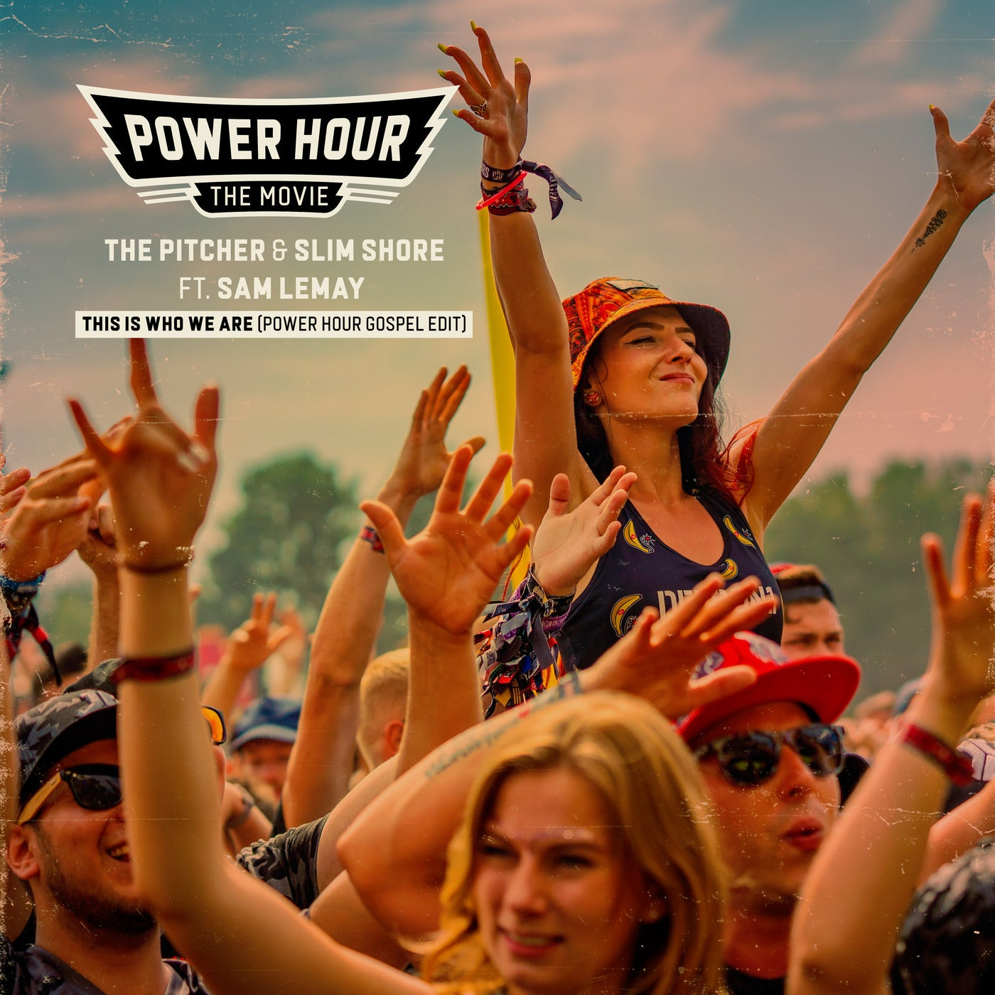 This Is Who We Are feat. Sam LeMay (Power Hour Gospel Edit Extended Mix)