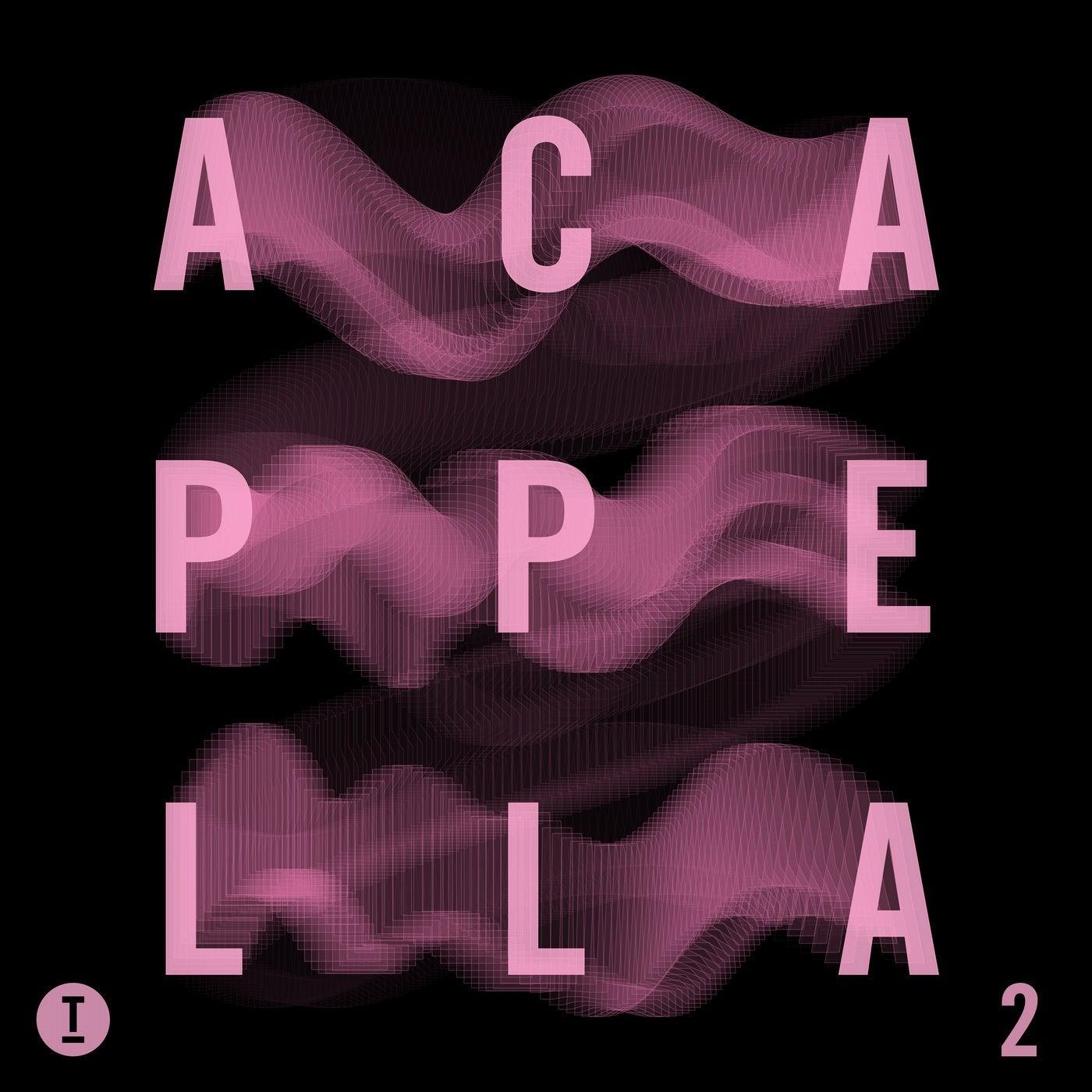 Can't Sleep (Acapella)