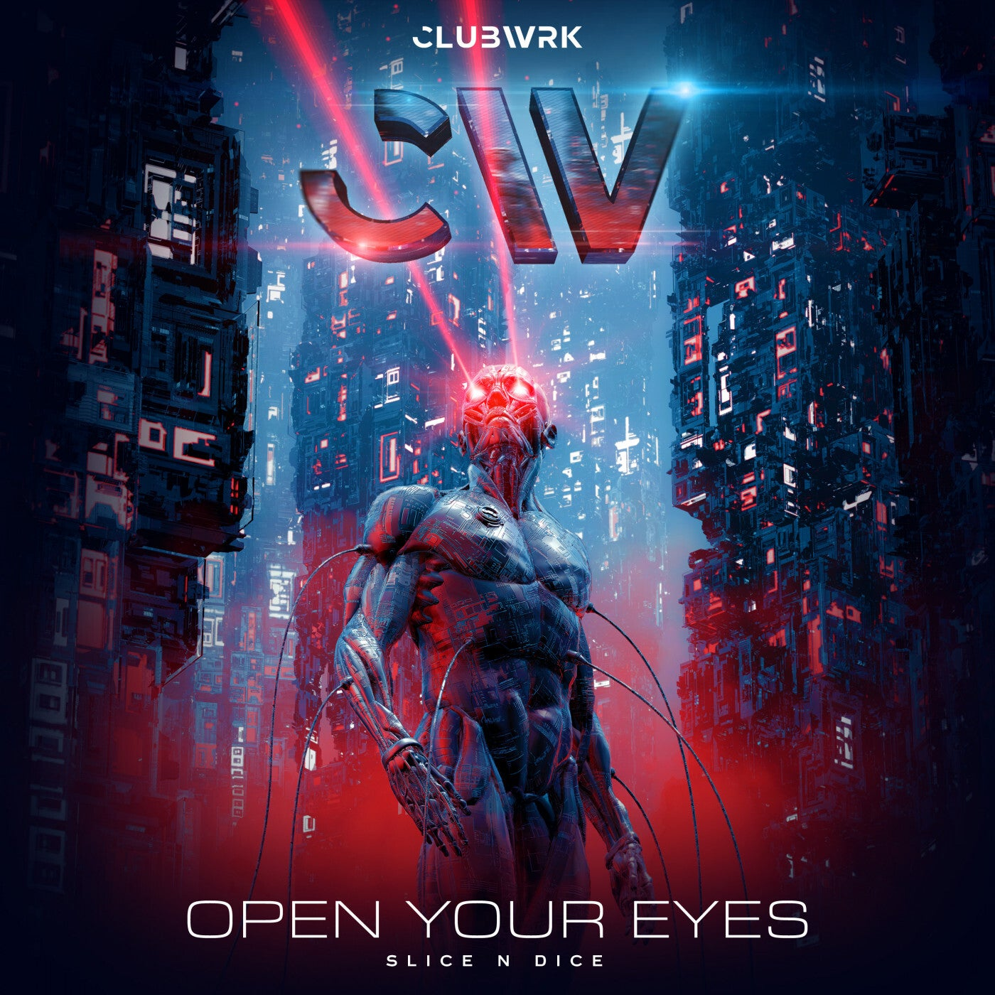Open Your Eyes (Extended Mix)
