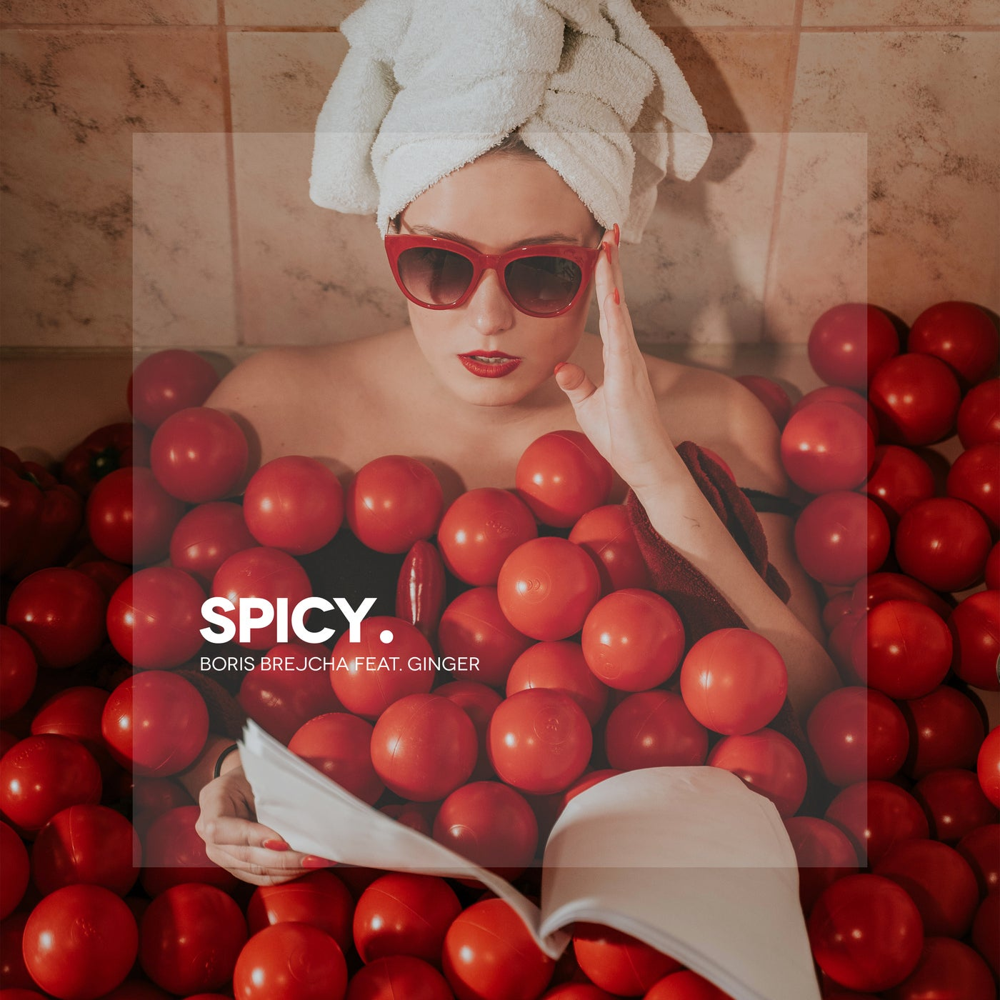 Spicy feat. Ginger (Original Mix)