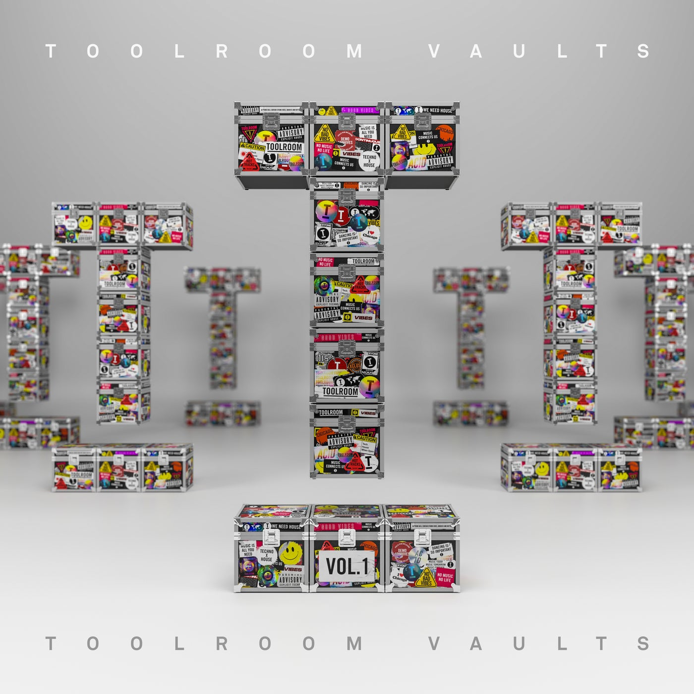 Toolroom Vaults Vol. 1