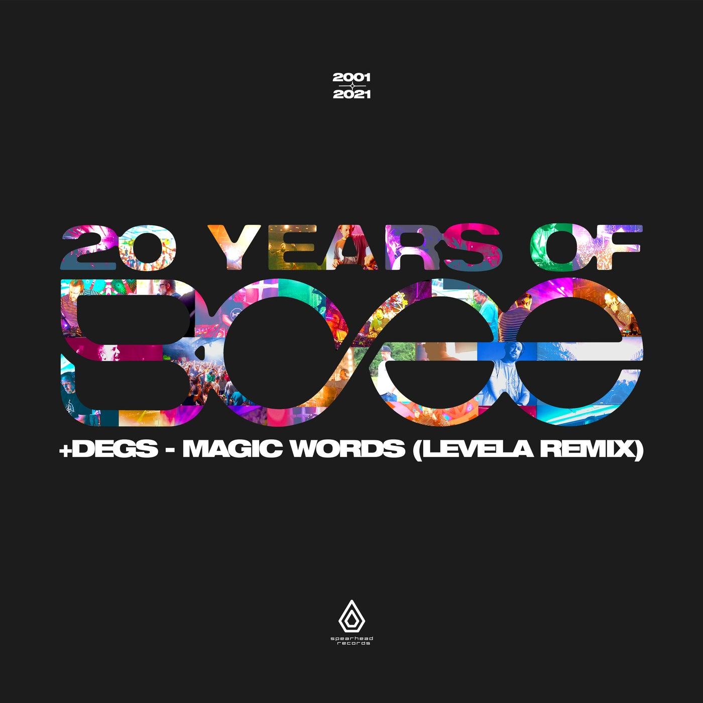Magic Words (Levela Remix)