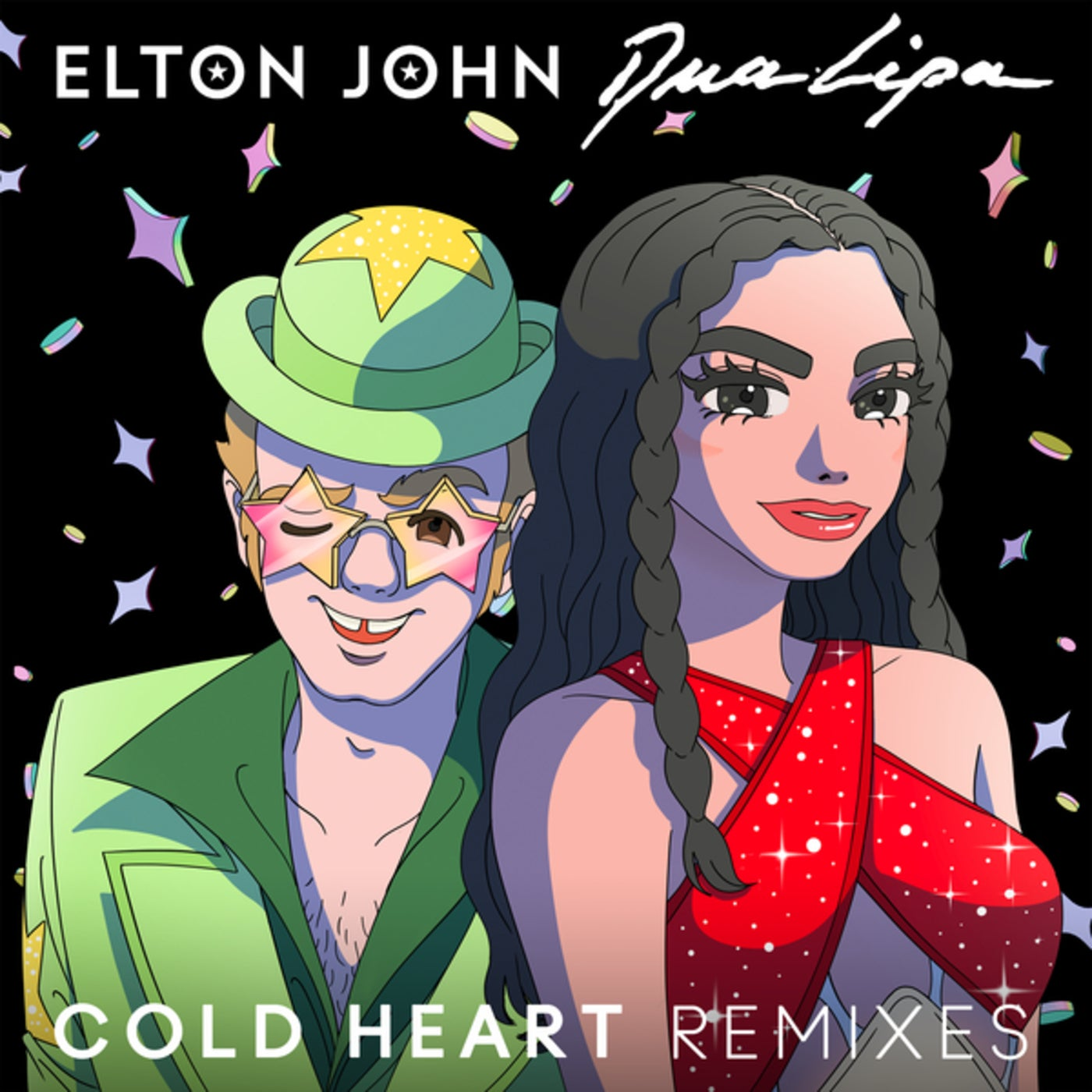 Cold Heart (Claptone Extended Mix)