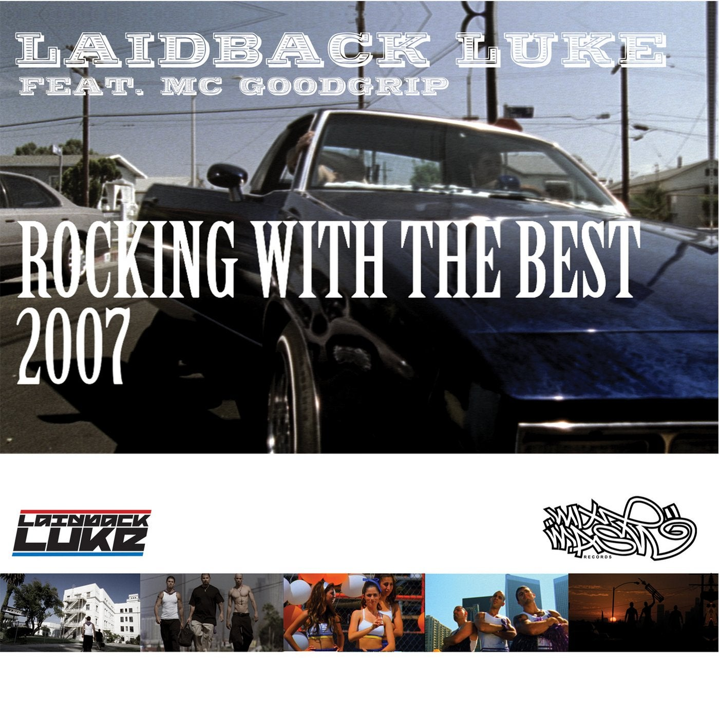 Rocking With The Best 2007 feat. Mc Goodgrip (Acapella)