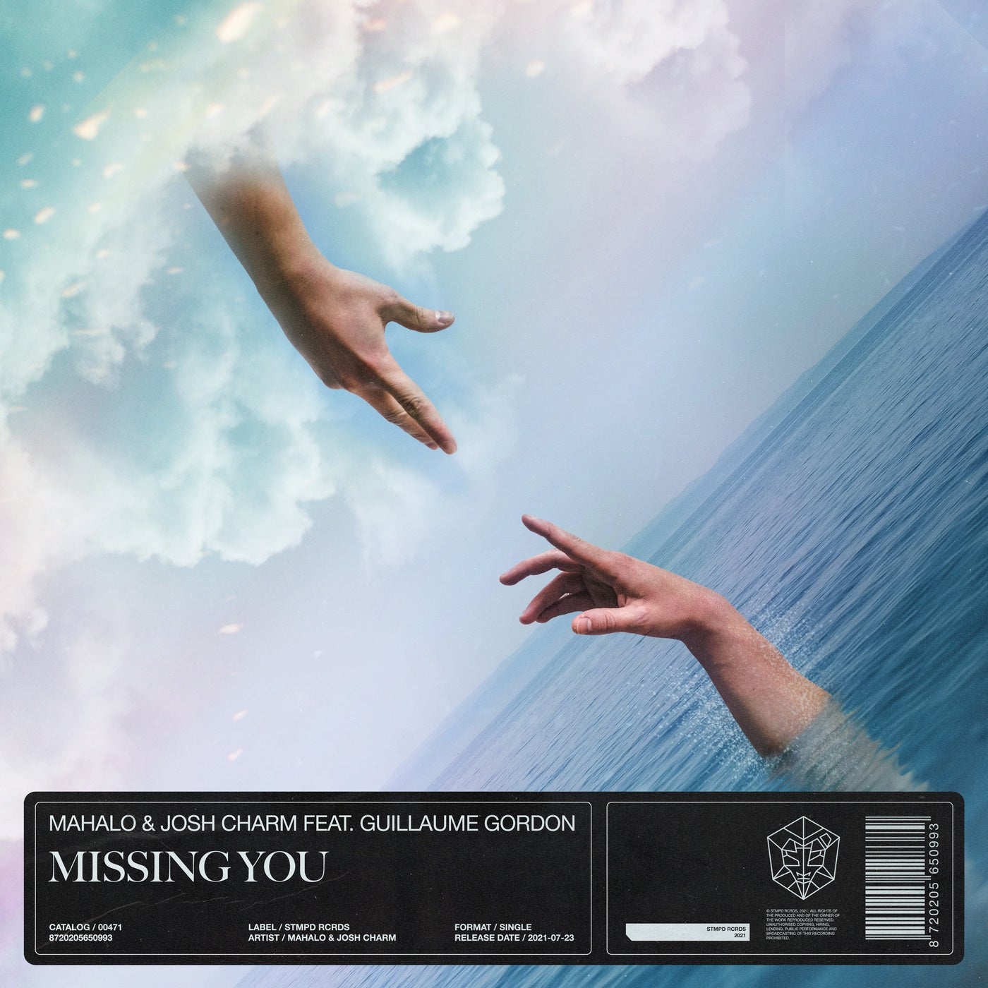 Missing You feat. Guillaume Gordon (Extended Mix)