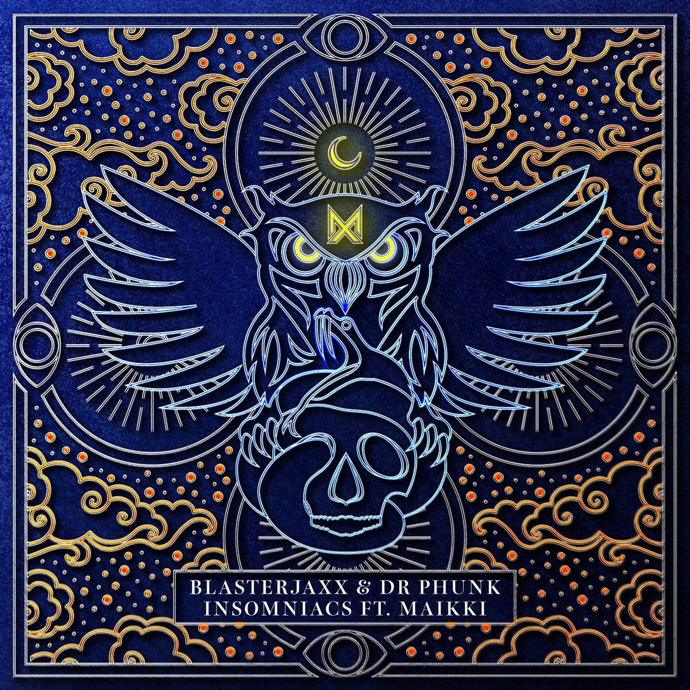 Insomniacs (feat. Maikki) (Extended Mix)
